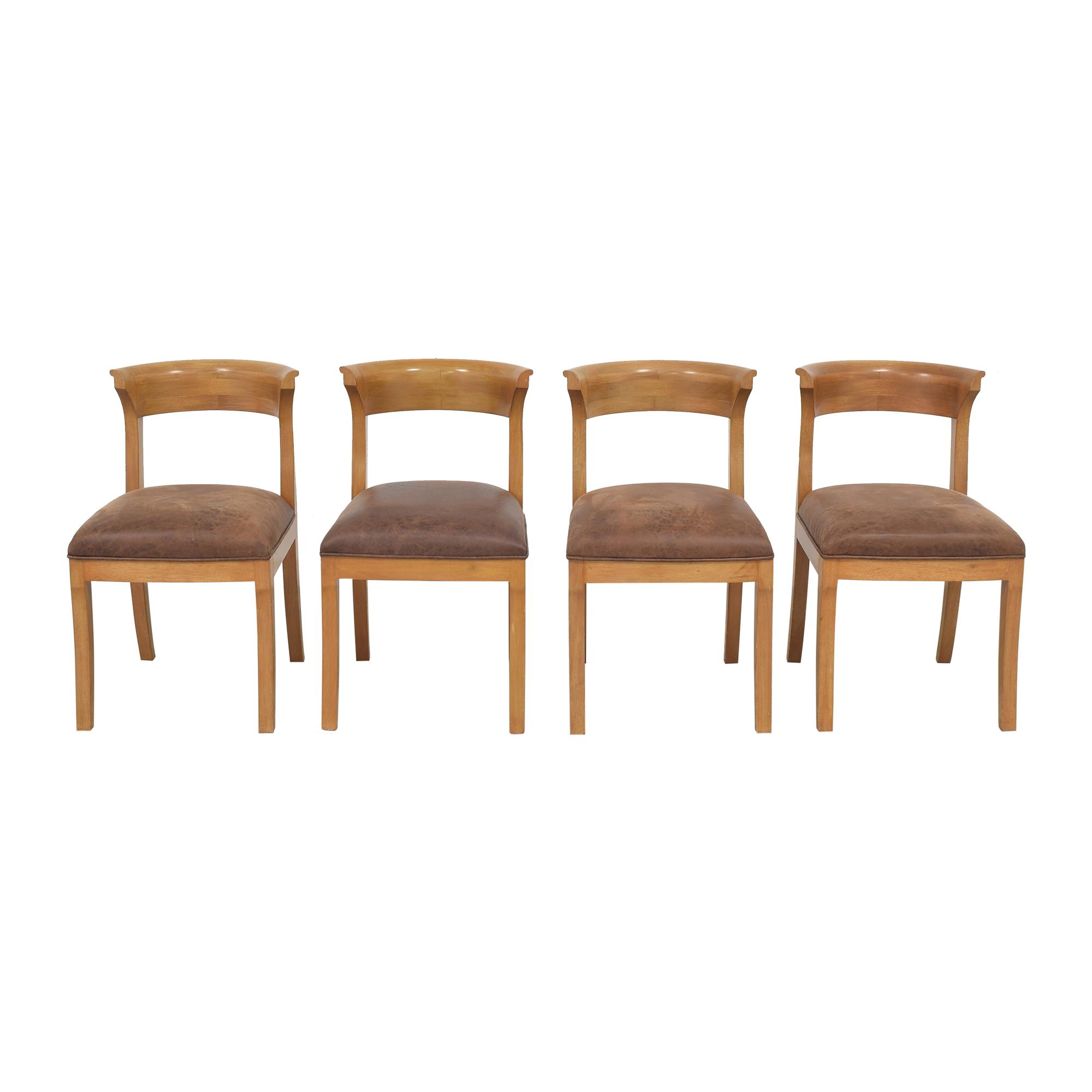 Bernhardt Bernhardt Dining Chairs second hand