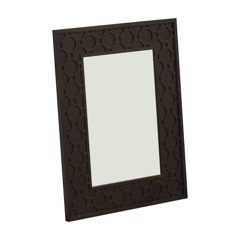 West Elm West Elm Framed Wall Mirror nj