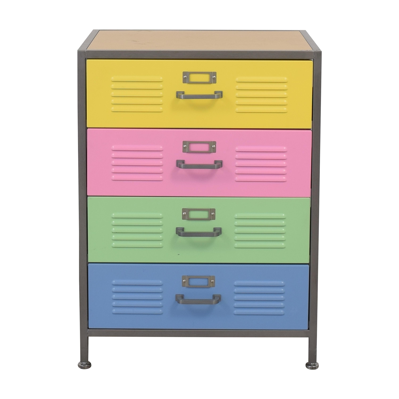 shop Pottery Barn Teen Pottery Barn Teen Locker Four Drawer Dresser online