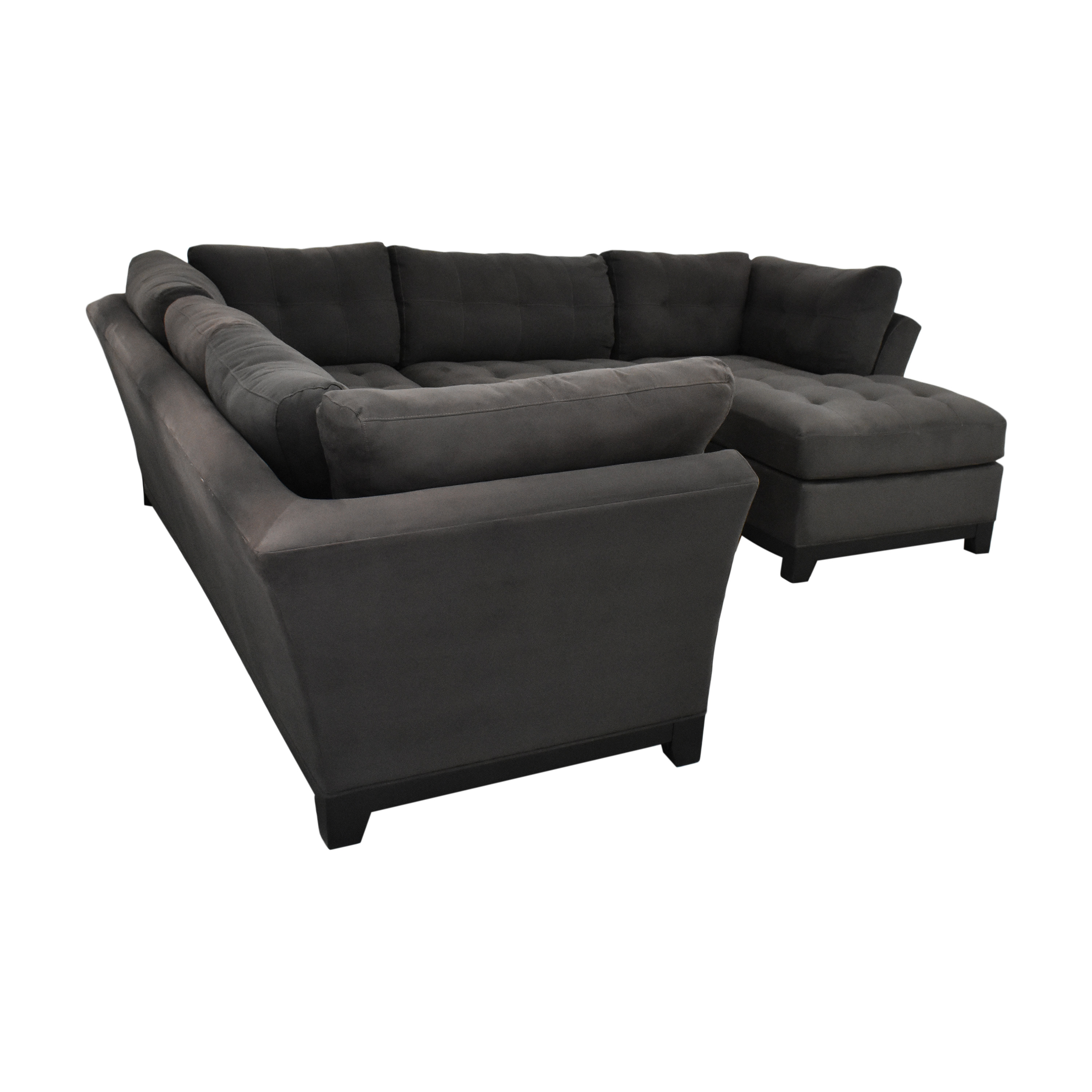 Cindy Crawford Home Cindy Crawford Home Metropolis Sectional Sofa Sectionals