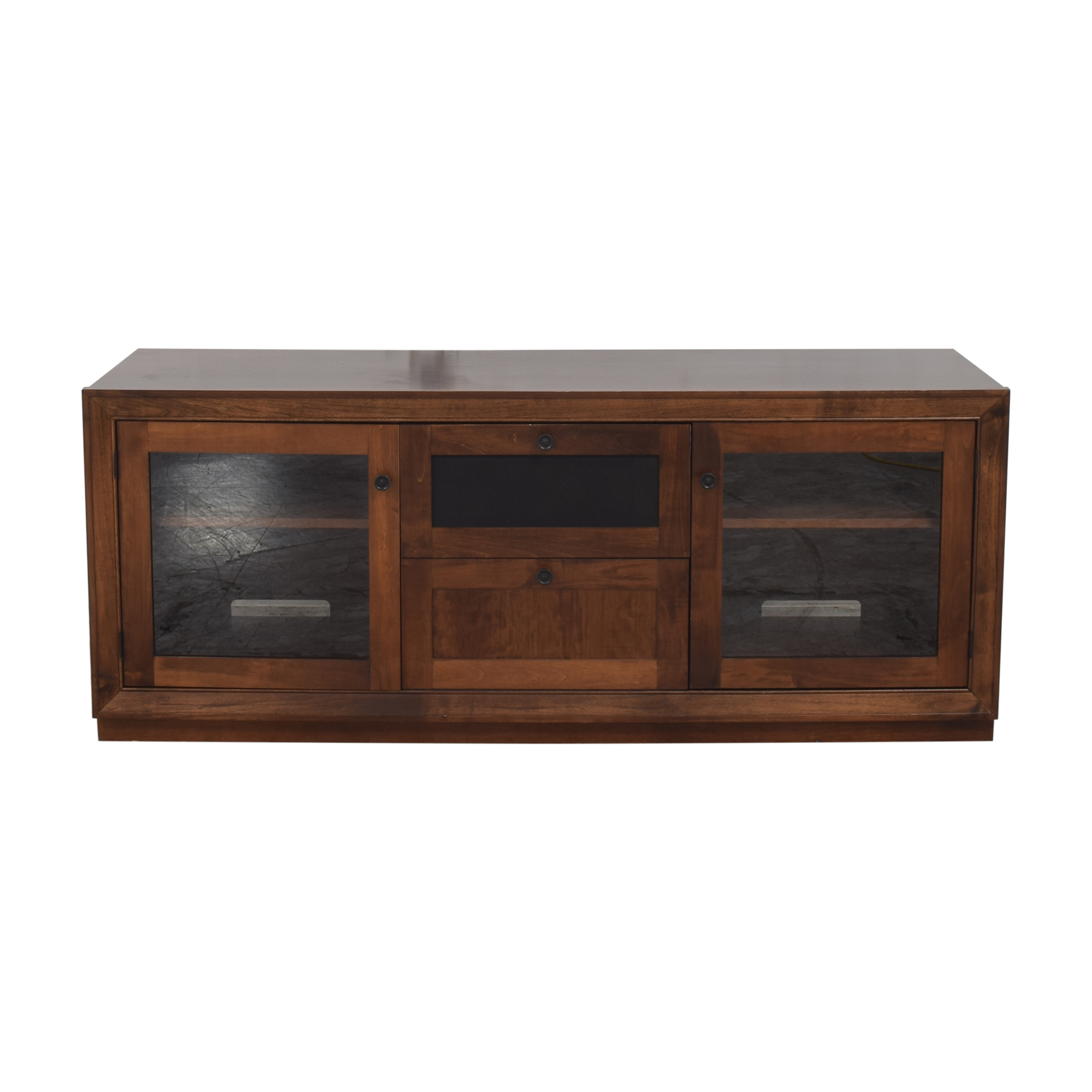 Crate & Barrel Media Console sale