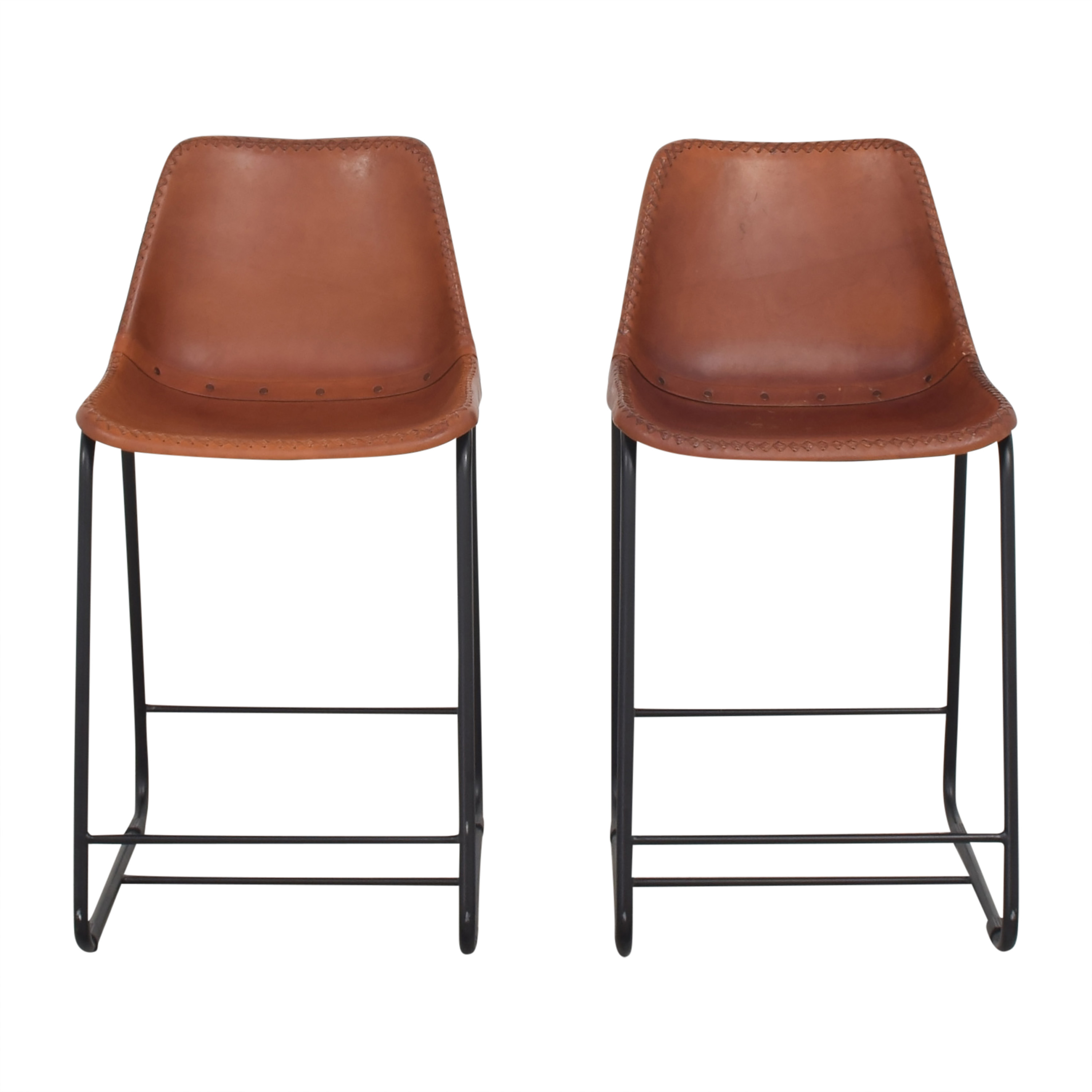 CB2 CB2 Roadhouse Counter Stools ma