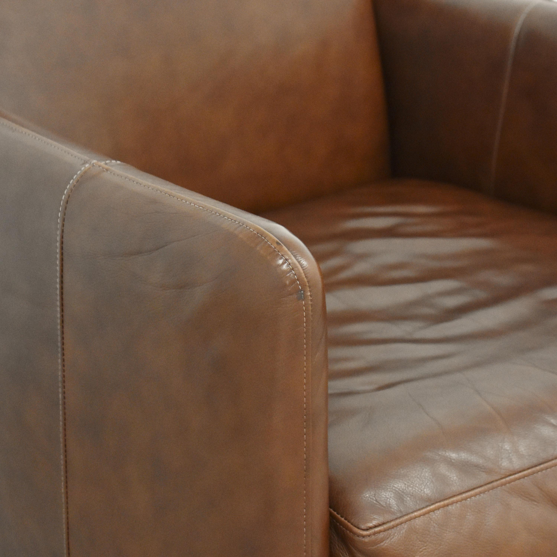 buy CB2 CB2 Parlour Accent Chair online