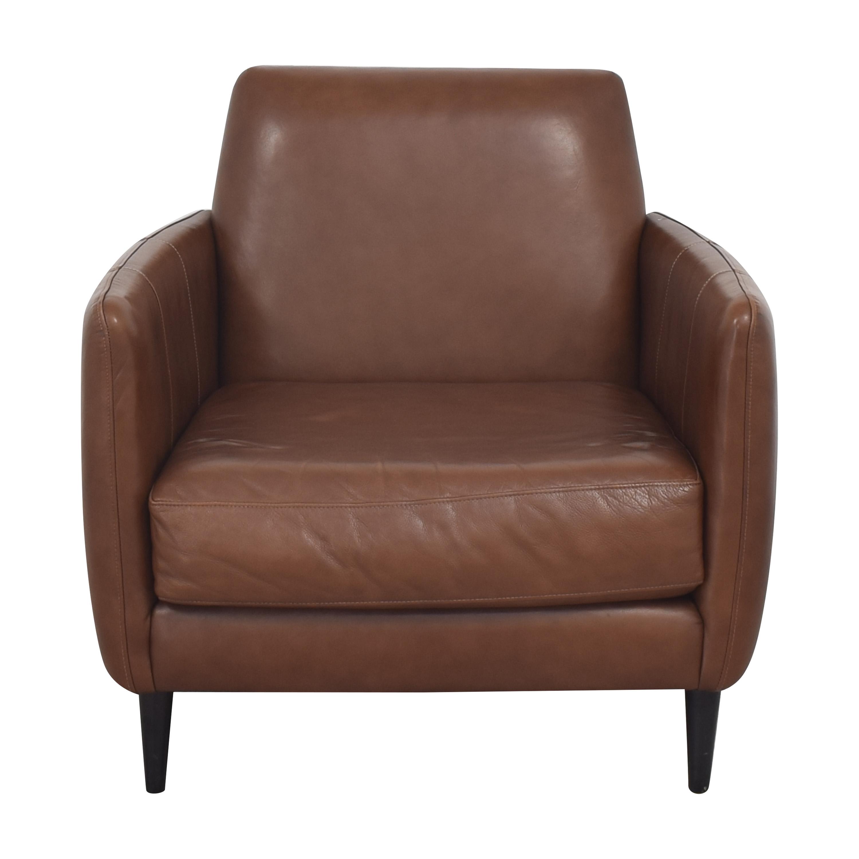 CB2 Parlour Accent Chair CB2
