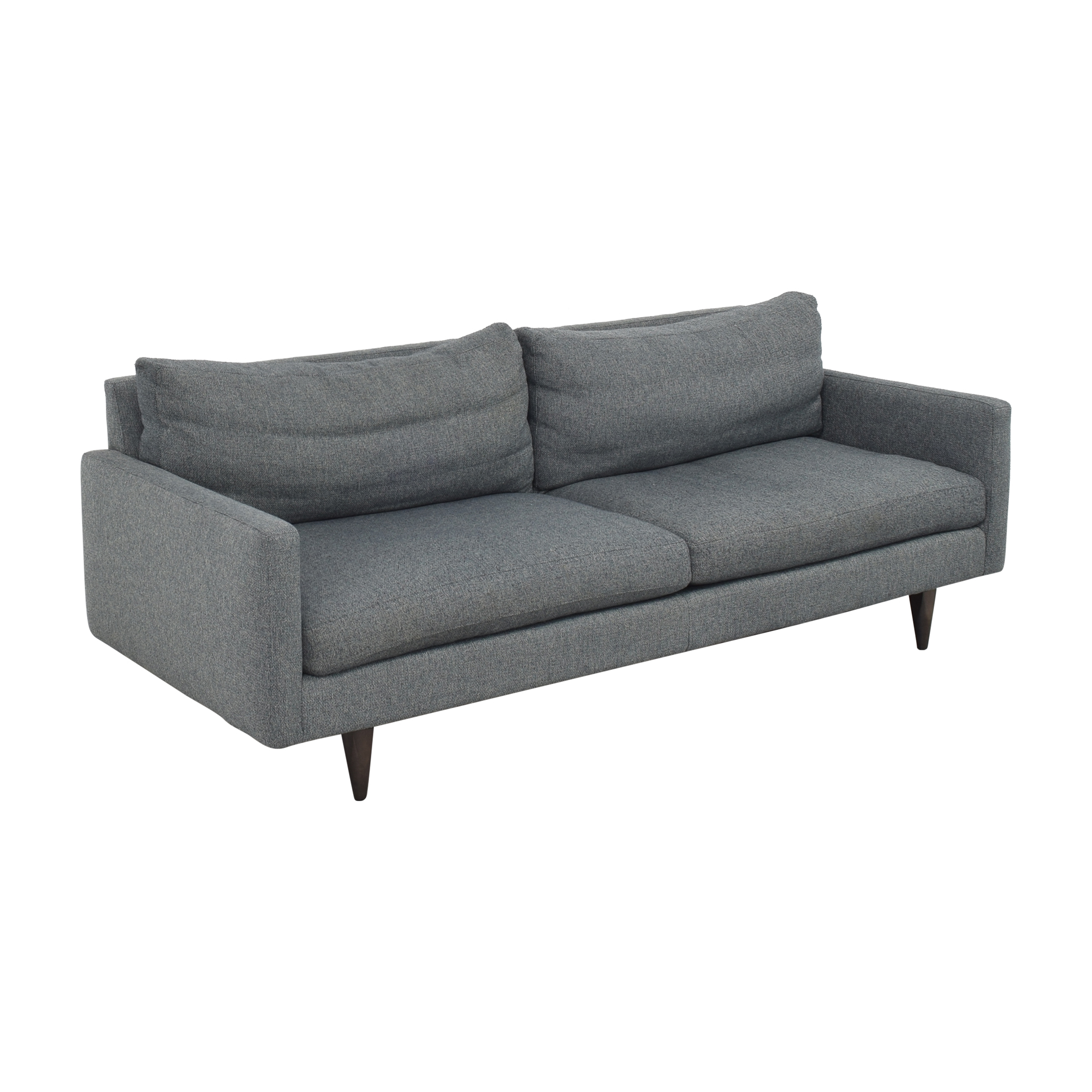 Room & Board Jasper Two Cushion Sofa / Classic Sofas
