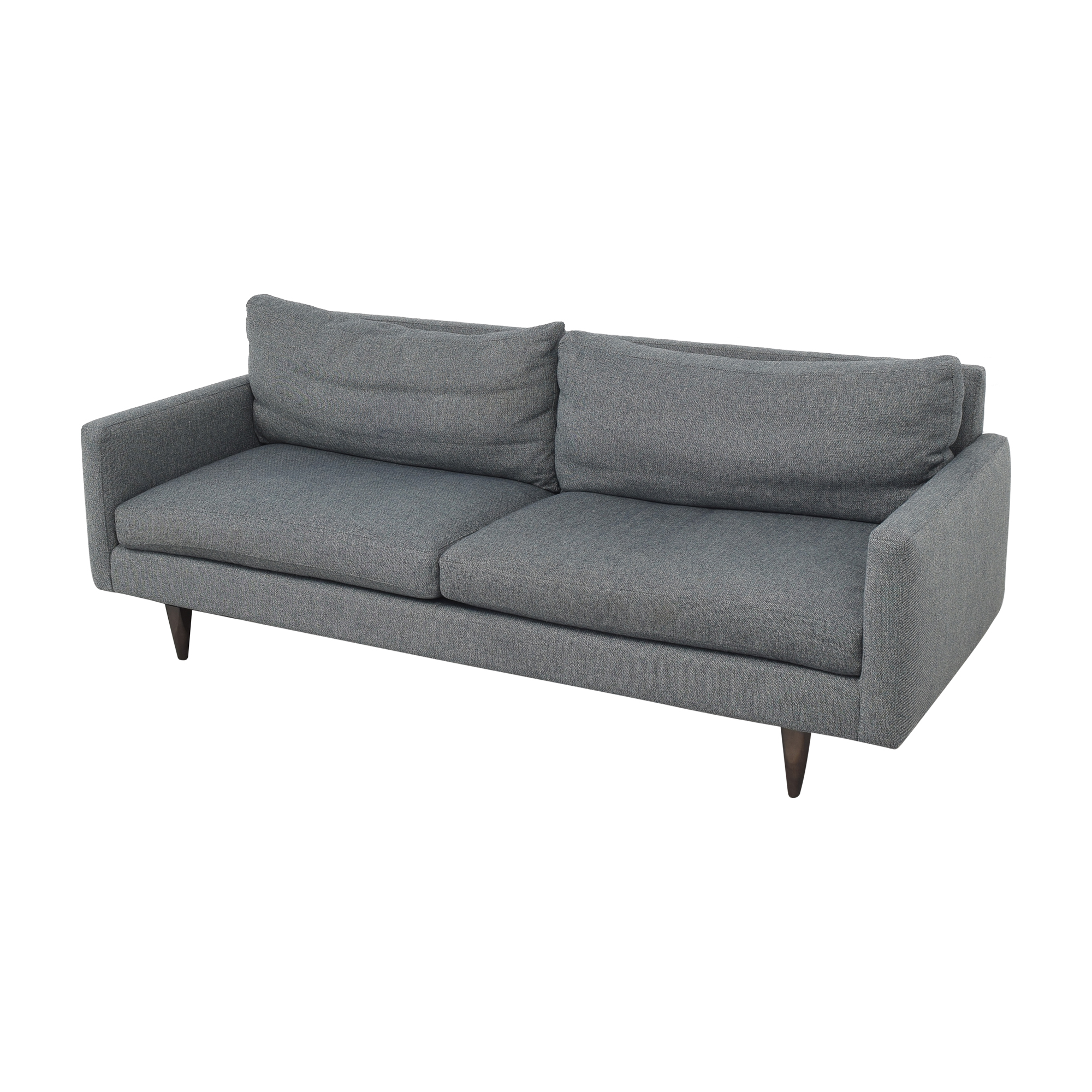 Room & Board Room & Board Jasper Two Cushion Sofa pa