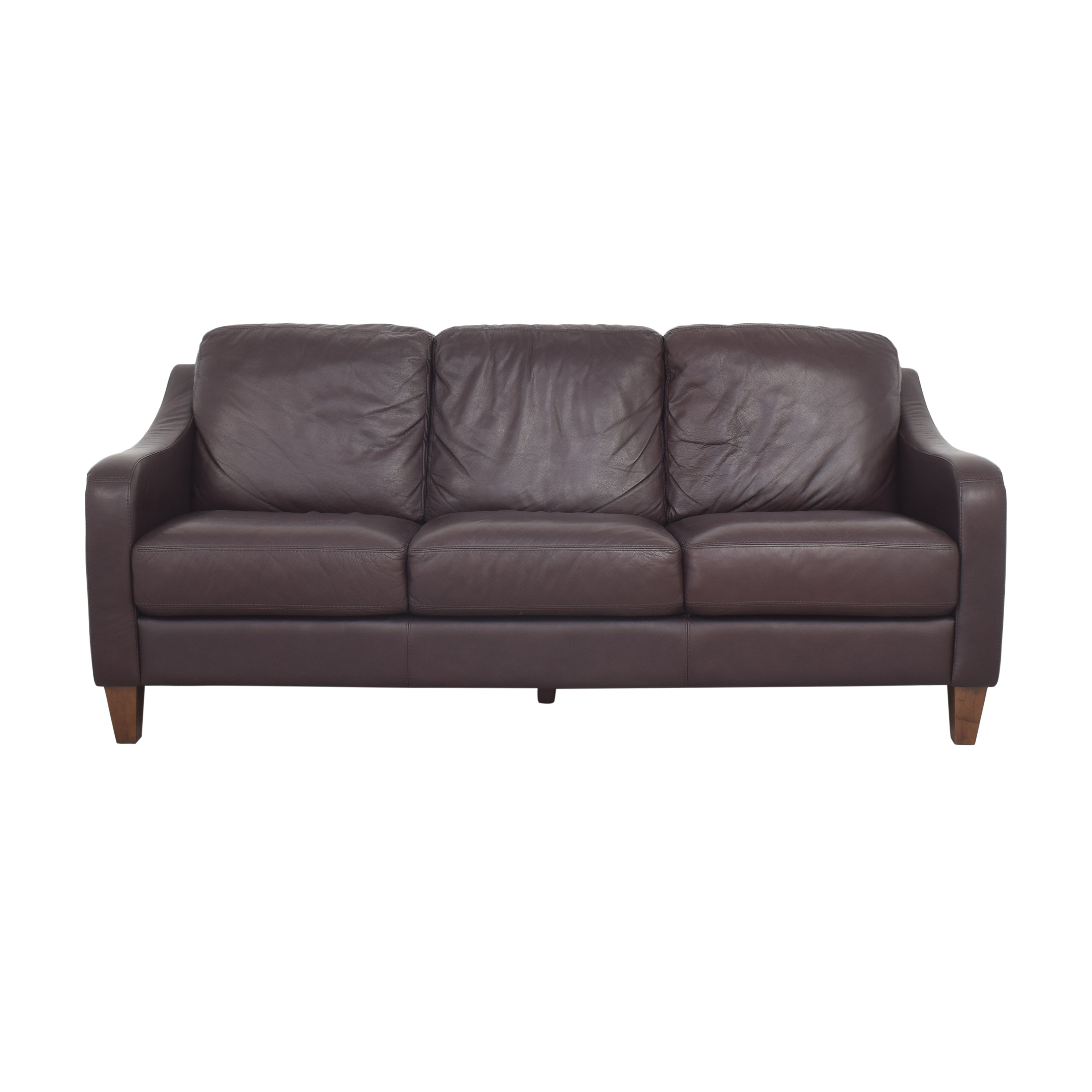Chateau d'Ax Chateau d'Ax Slope Arm Sofa brown