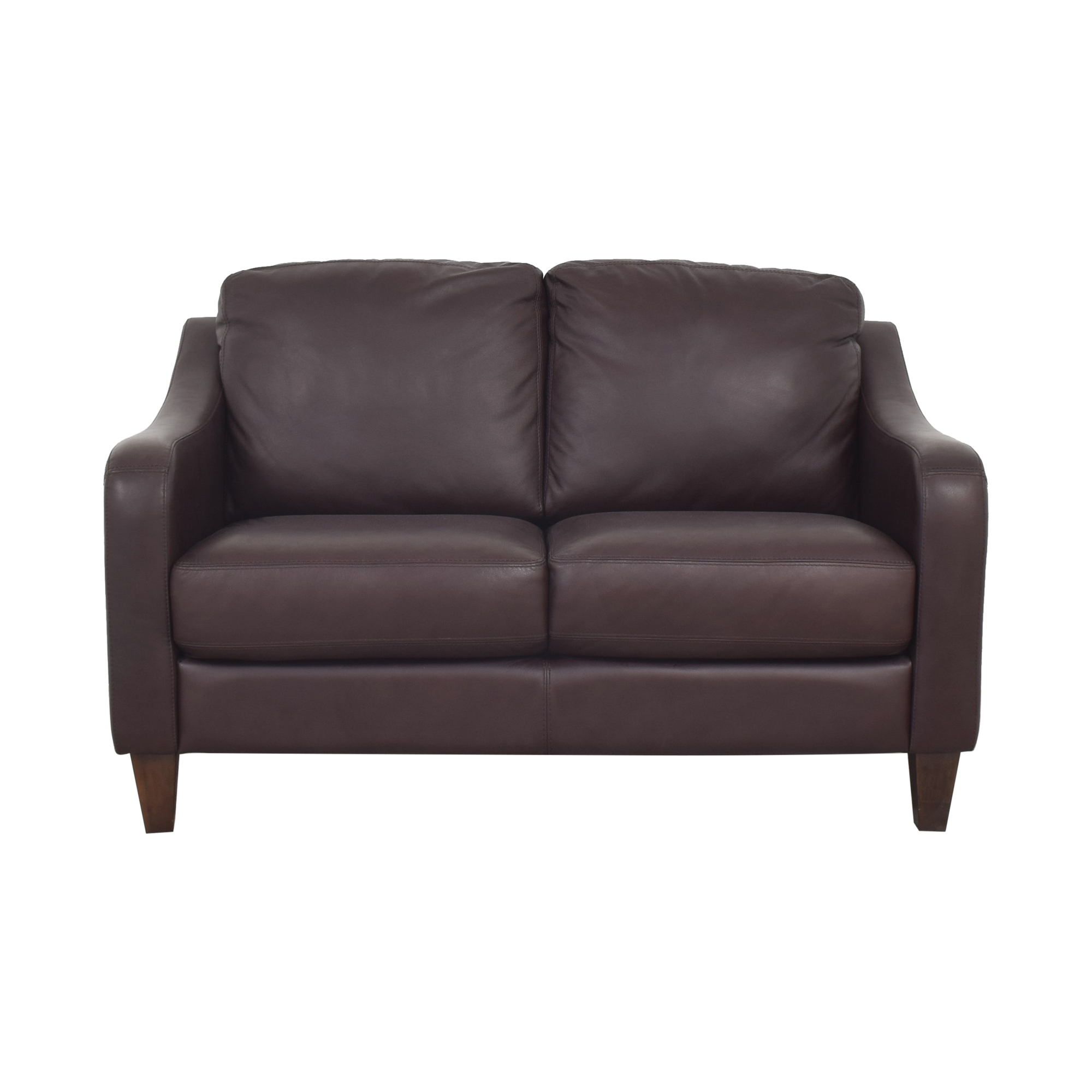 Chateau d'Ax Slope Arm Loveseat Chateau d'Ax