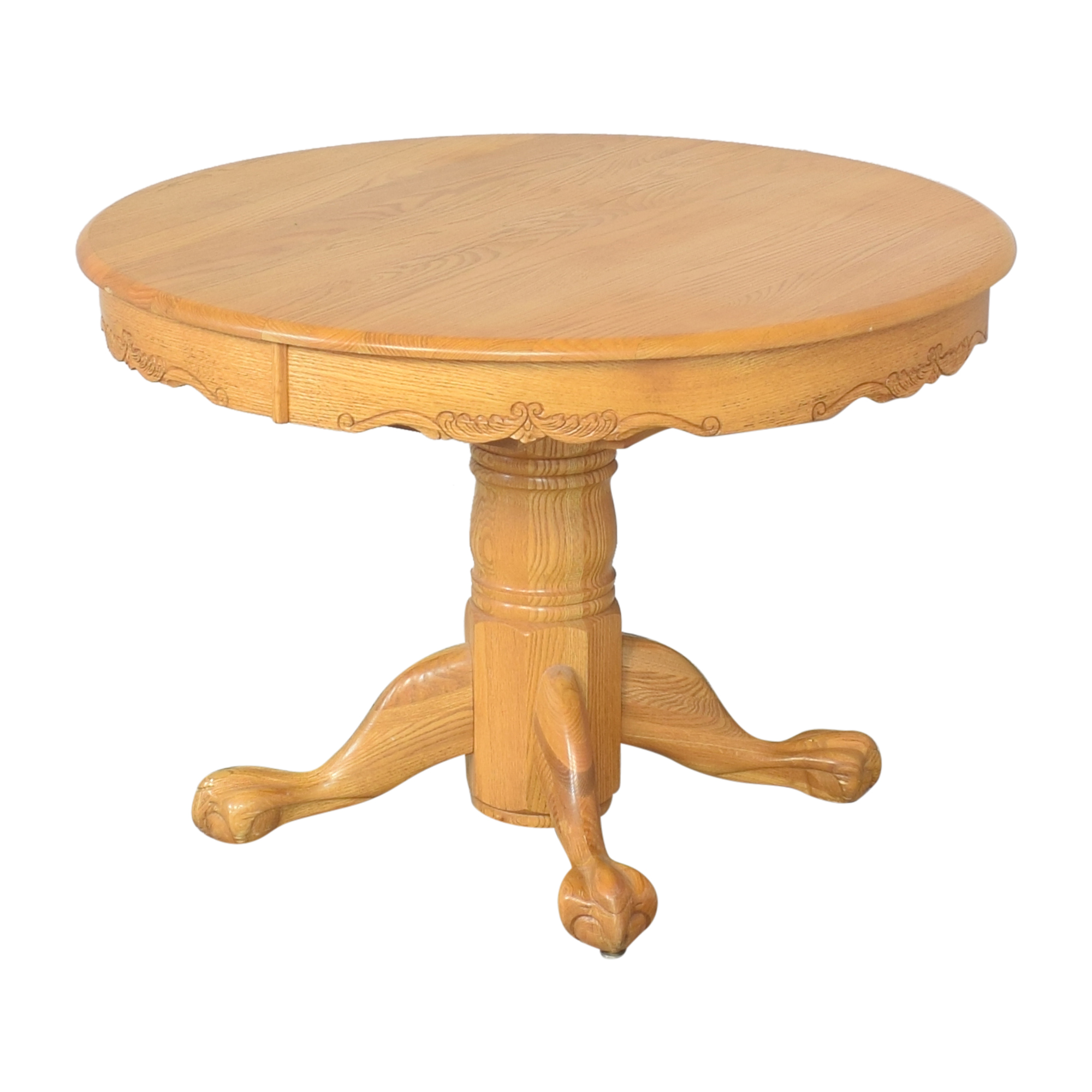 Shin-Lee Shin-Lee Round Extending Kitchen Table discount