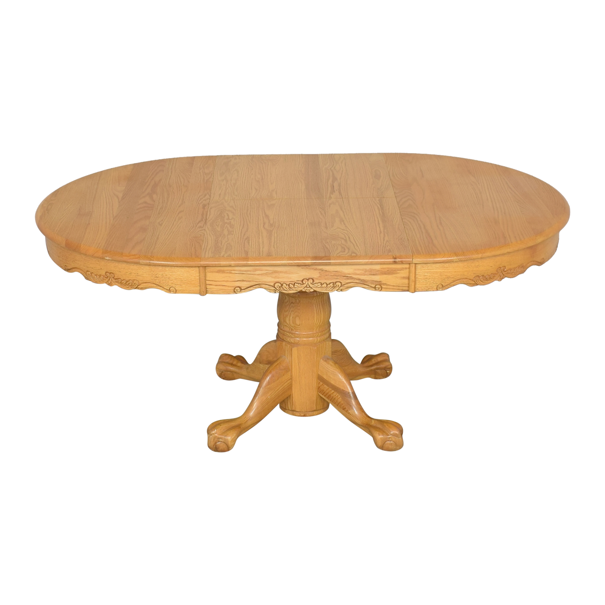 buy Shin-Lee Round Extending Kitchen Table Shin-Lee Tables