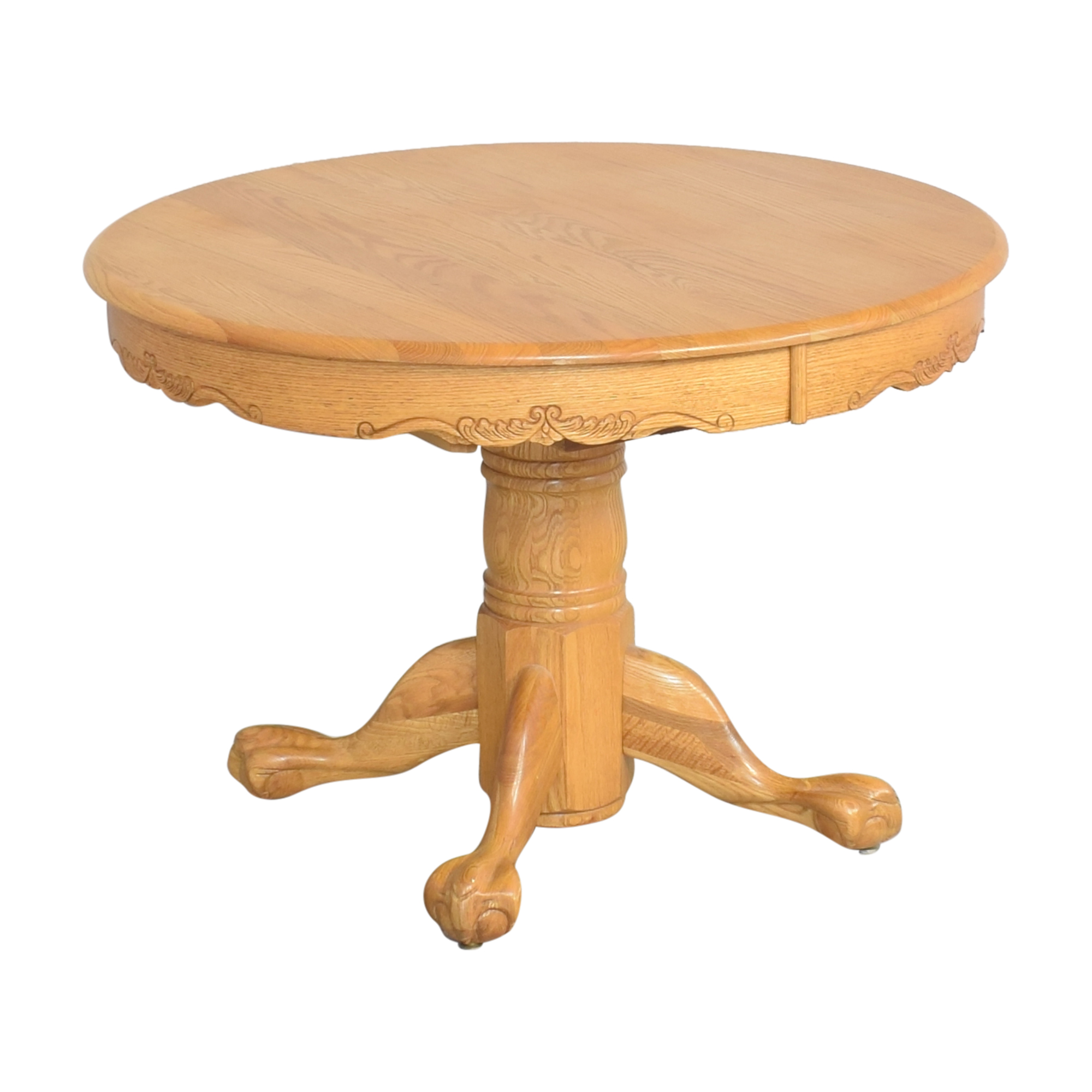 Shin-Lee Shin-Lee Round Extending Kitchen Table dimensions