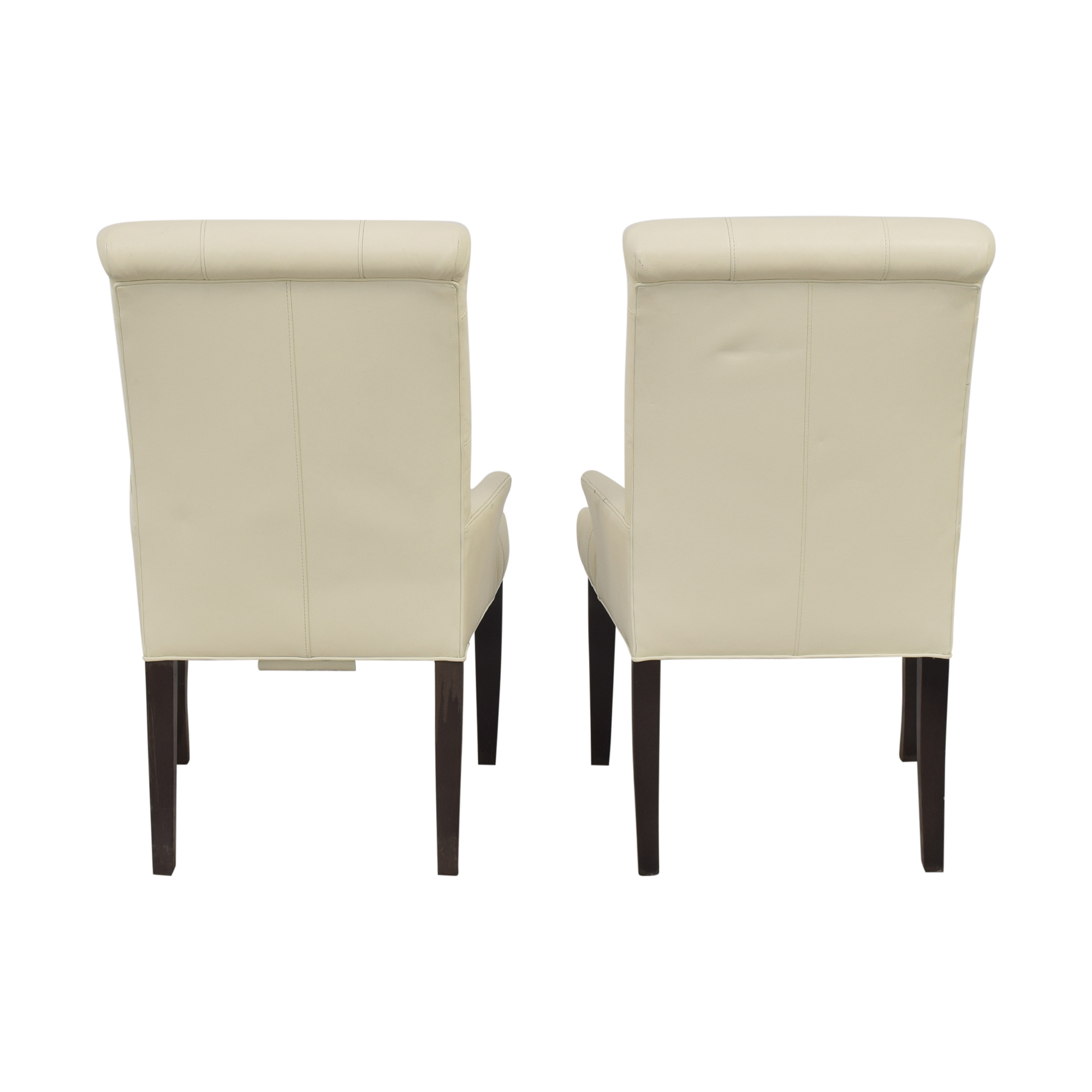 shop Ethan Allen Verlaine Dining Armchairs Ethan Allen Dining Chairs