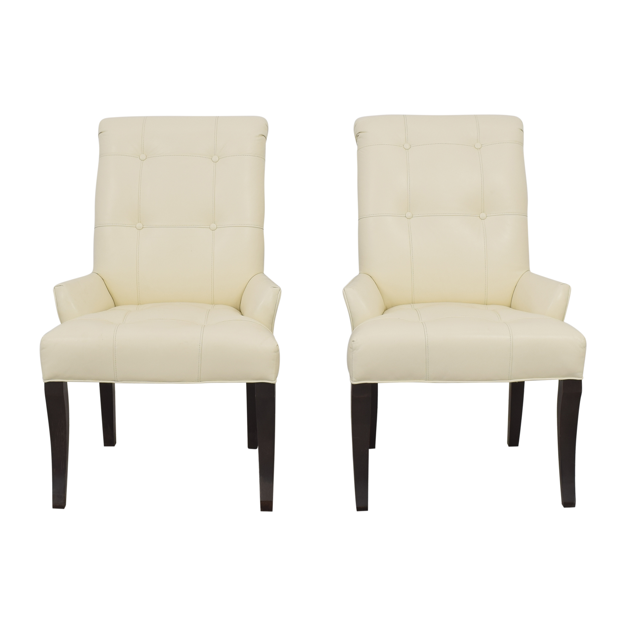 Ethan Allen Ethan Allen Verlaine Dining Armchairs coupon