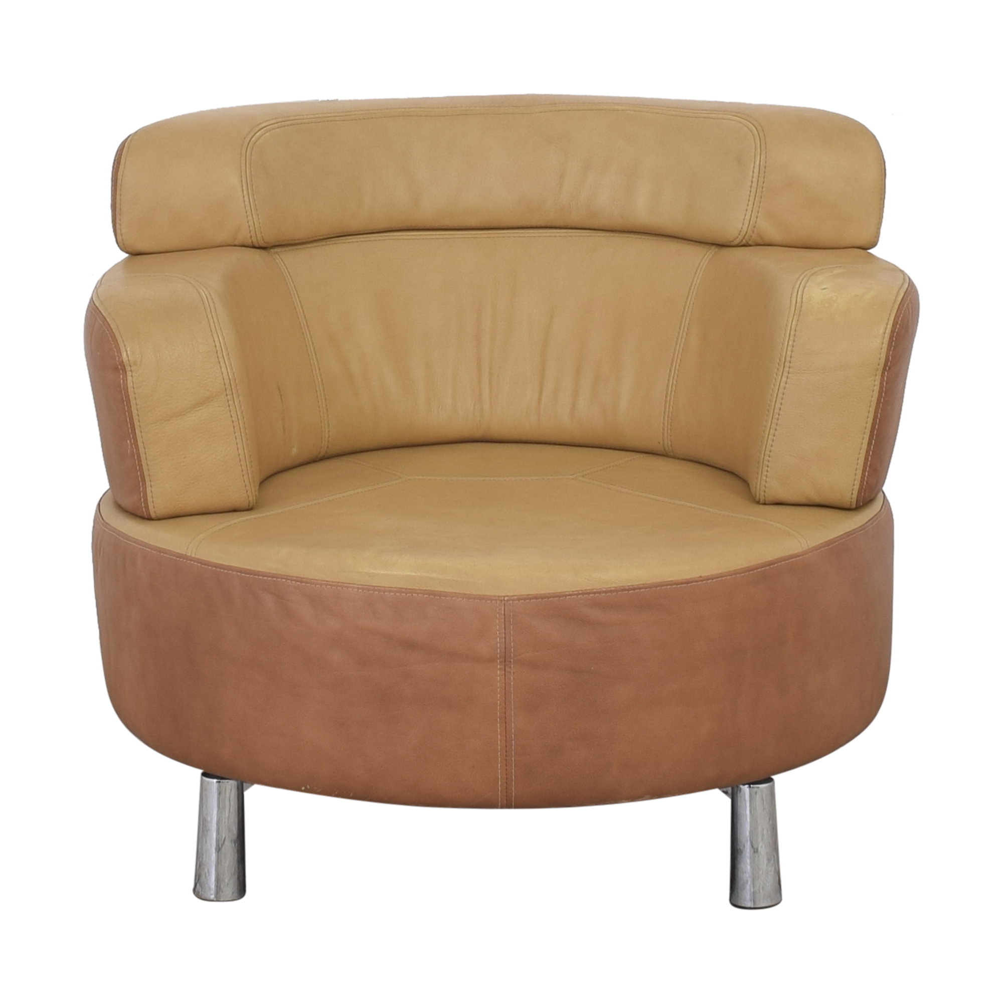 Barrel Back Accent Chair price
