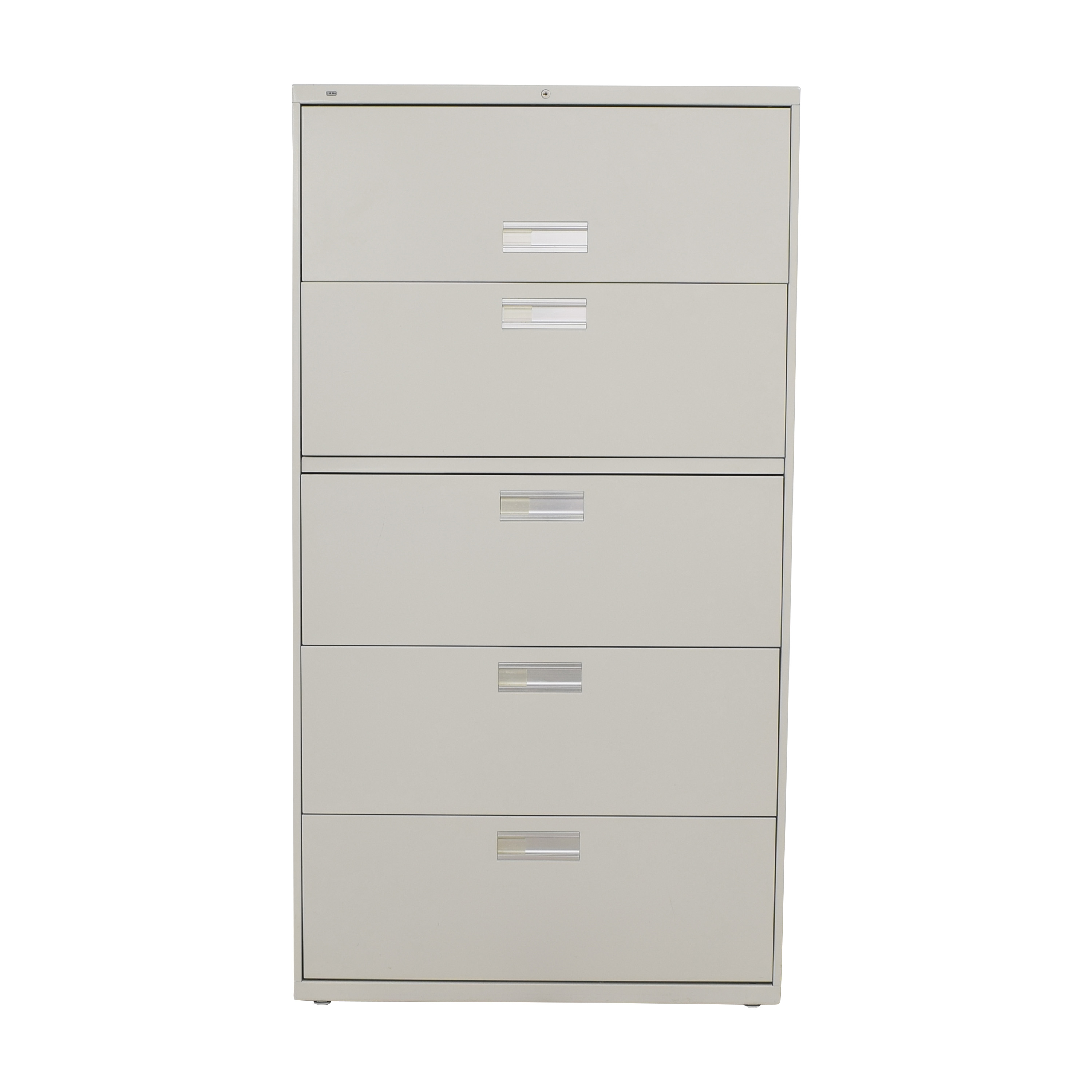 Hon Hon 600 Series Lateral File with Shelf
