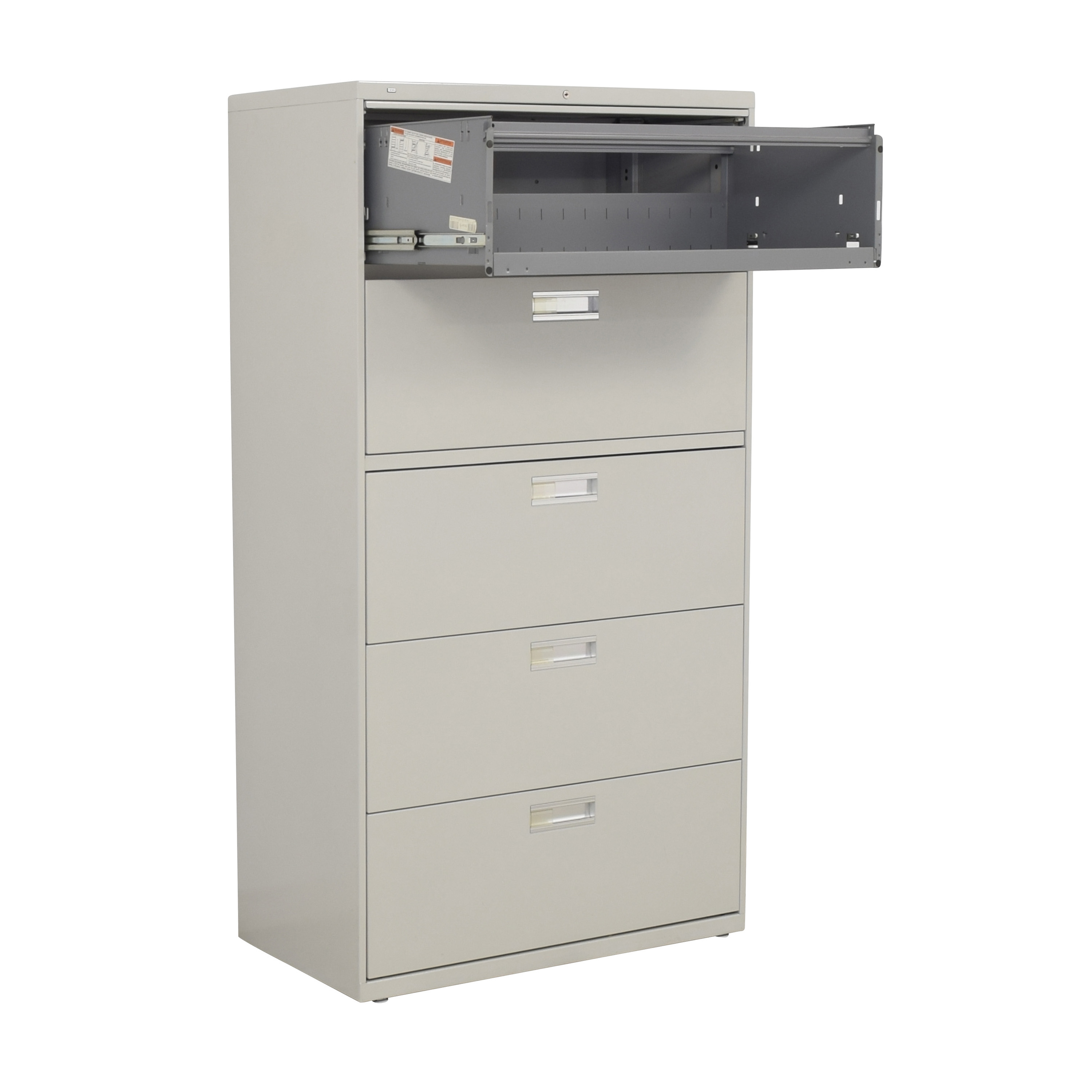 Hon Hon 600 Series Lateral File with Shelf nyc