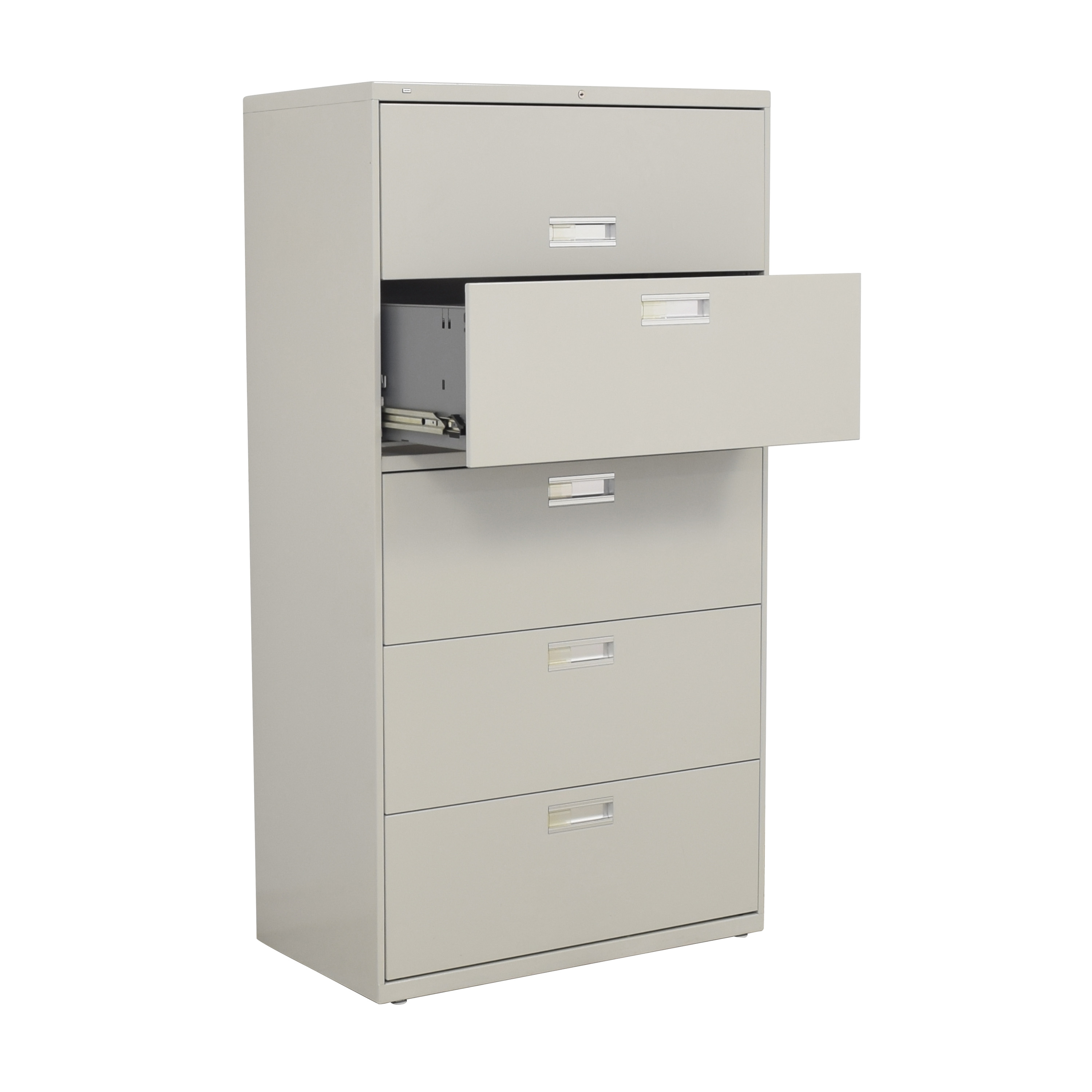 Hon Hon 600 Series Lateral File with Shelf ma