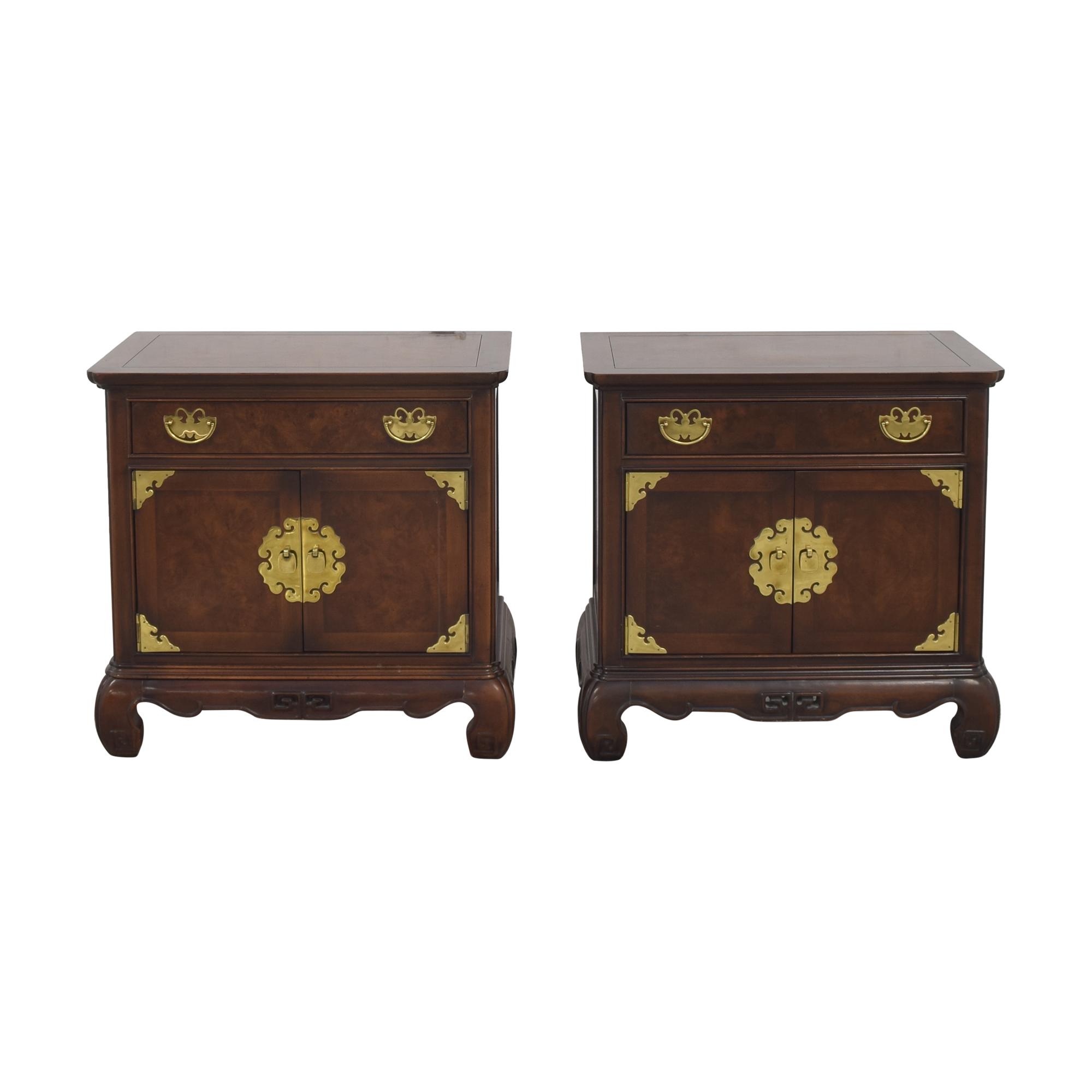 Drexel Heritage Drexel Heritage Ming Treasures Nightstands on sale