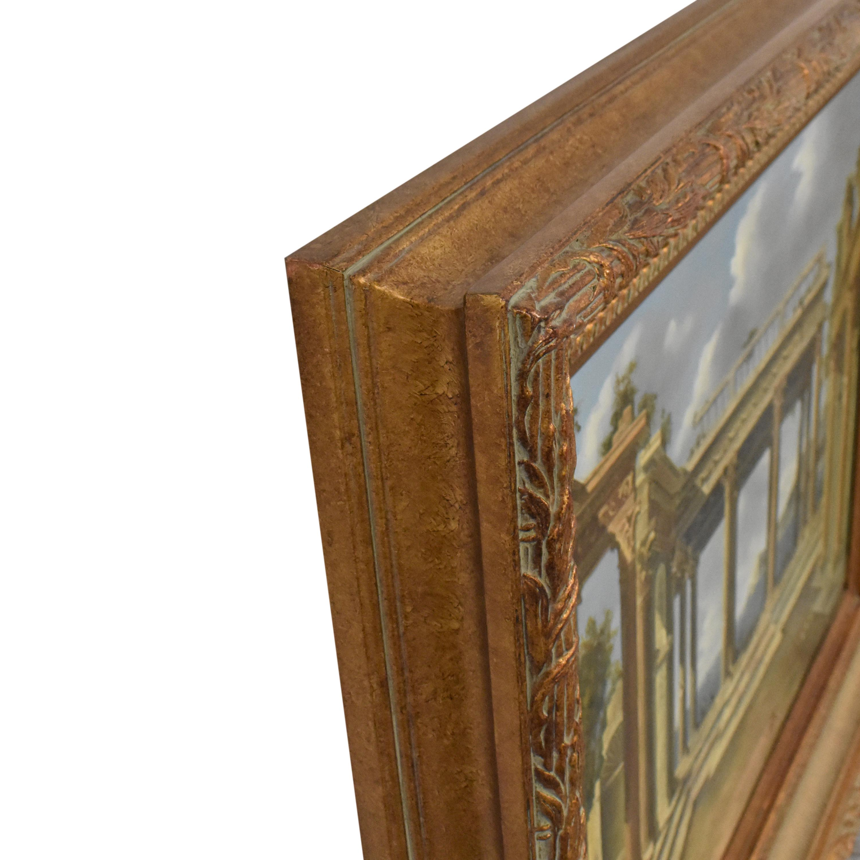 Vintage Style Framed Wall Art sale