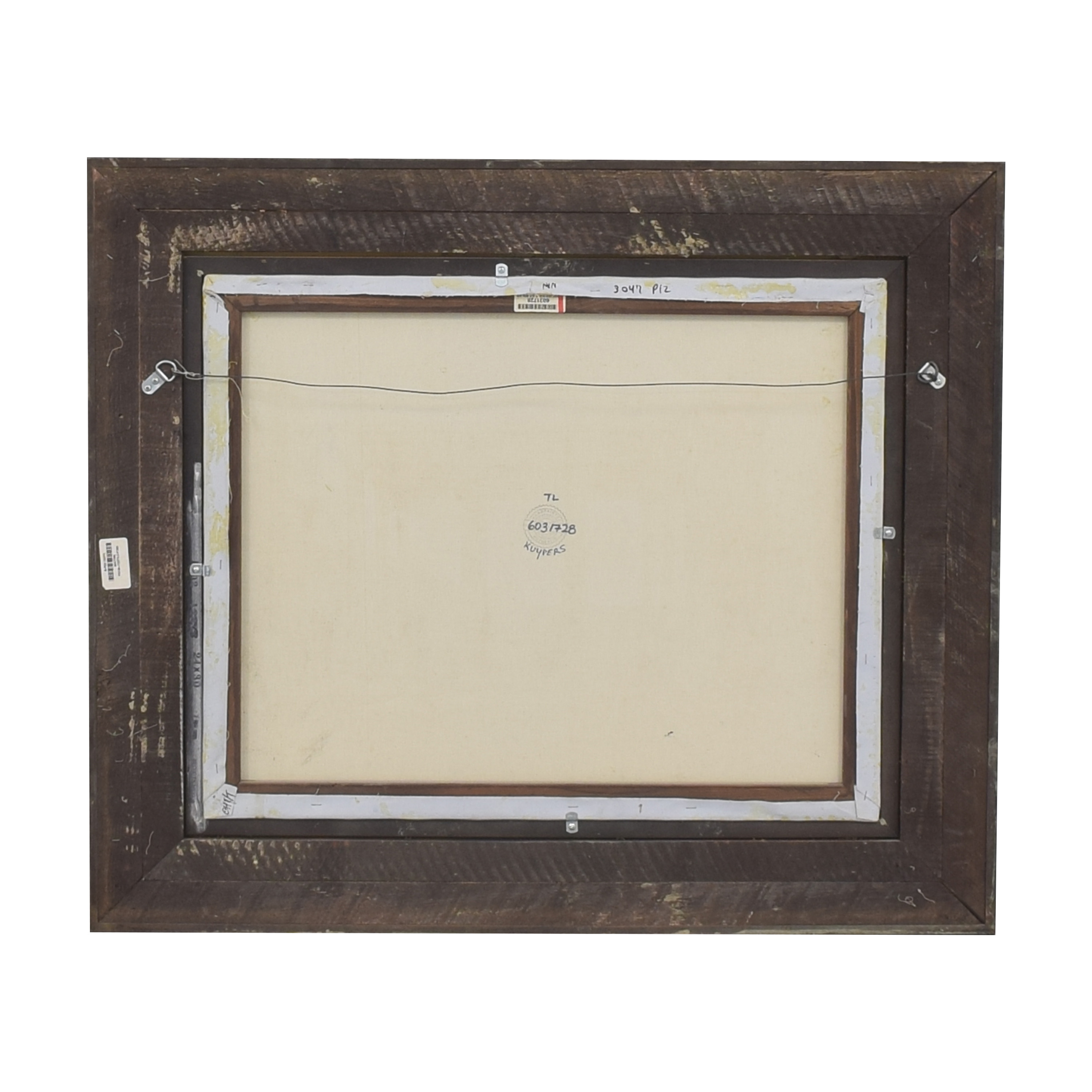 Vintage Style Framed Wall Art coupon