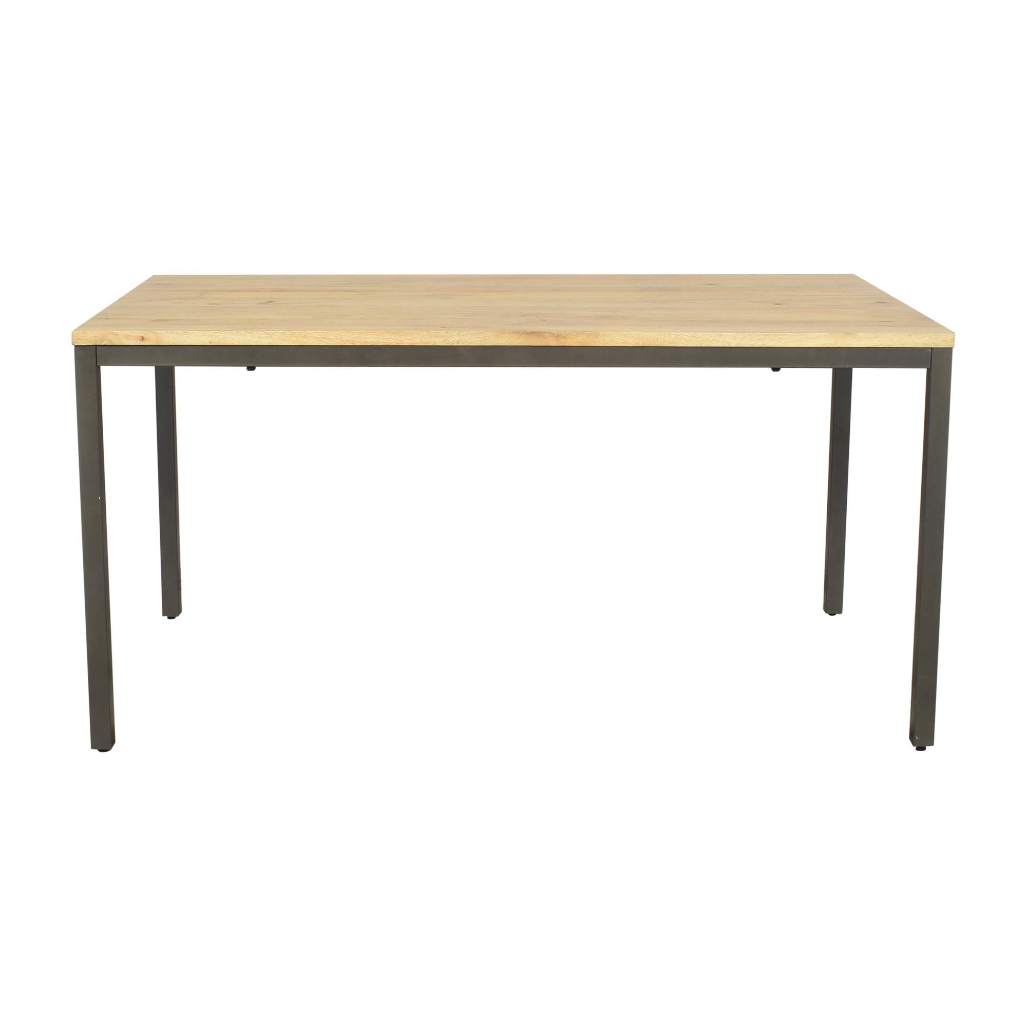 West Elm West Elm Box Frame Dining Table coupon