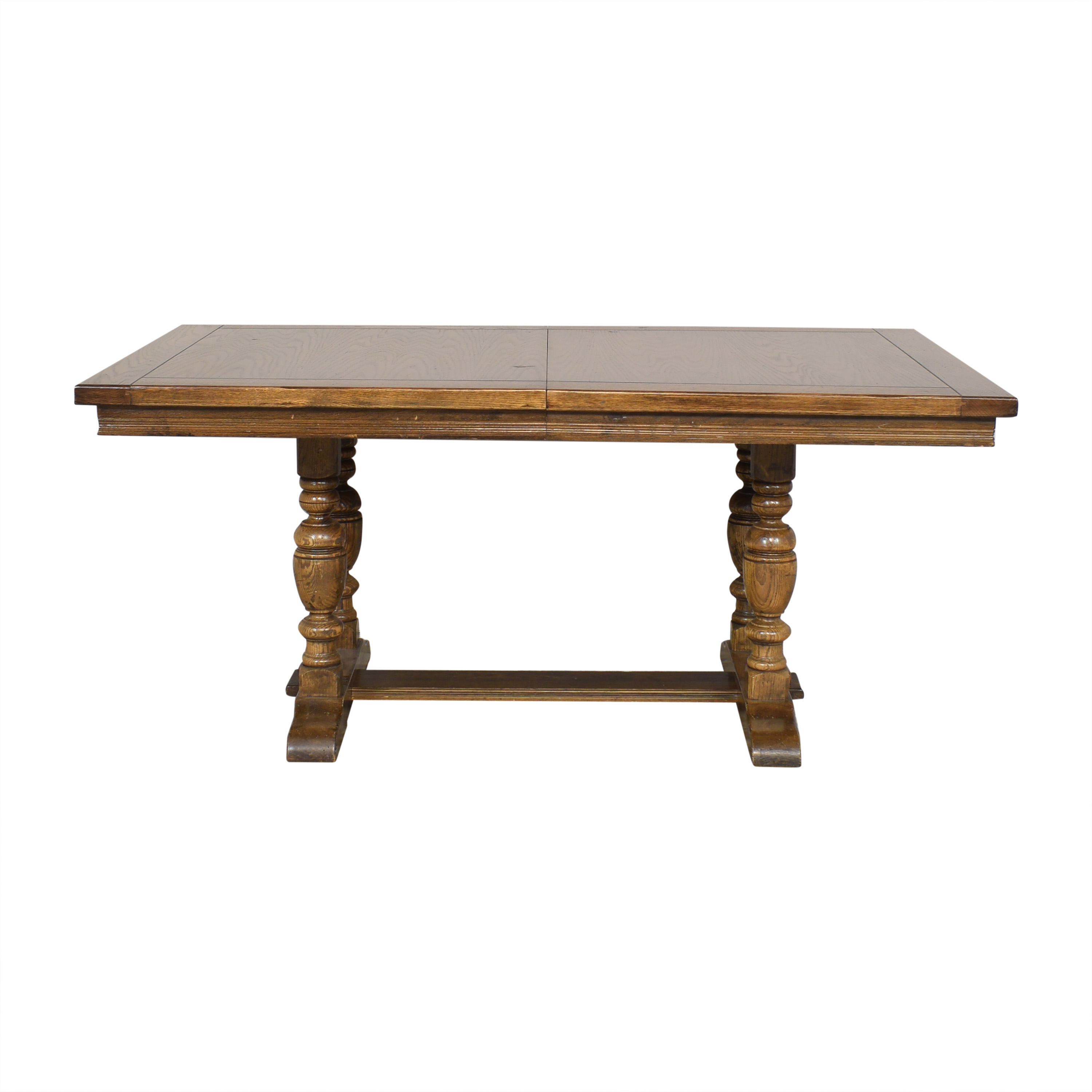 Ethan Allen Ethan Allen Royal Charter Extendable Dining Table price