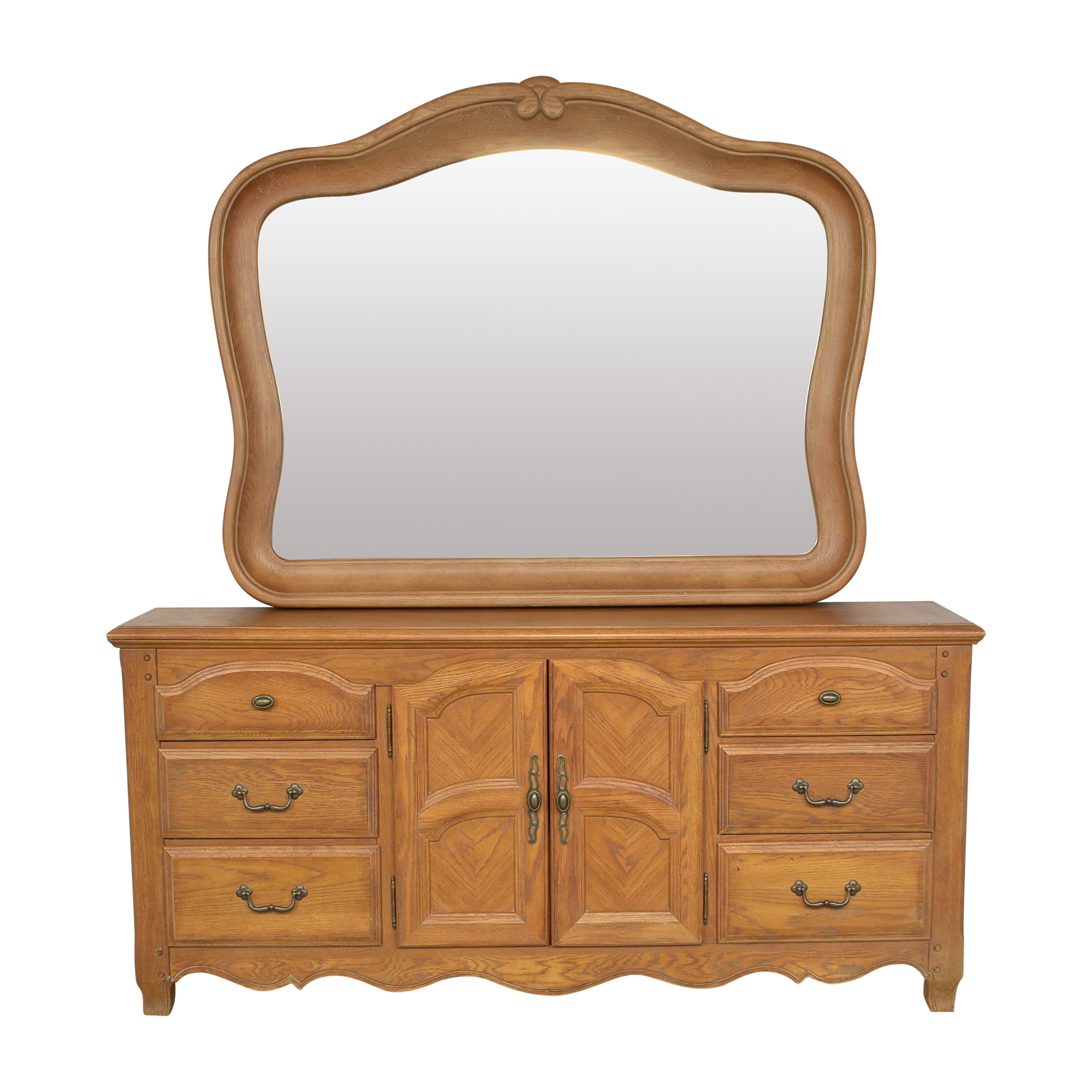 Bernhardt Dresser with Mirror / Dressers