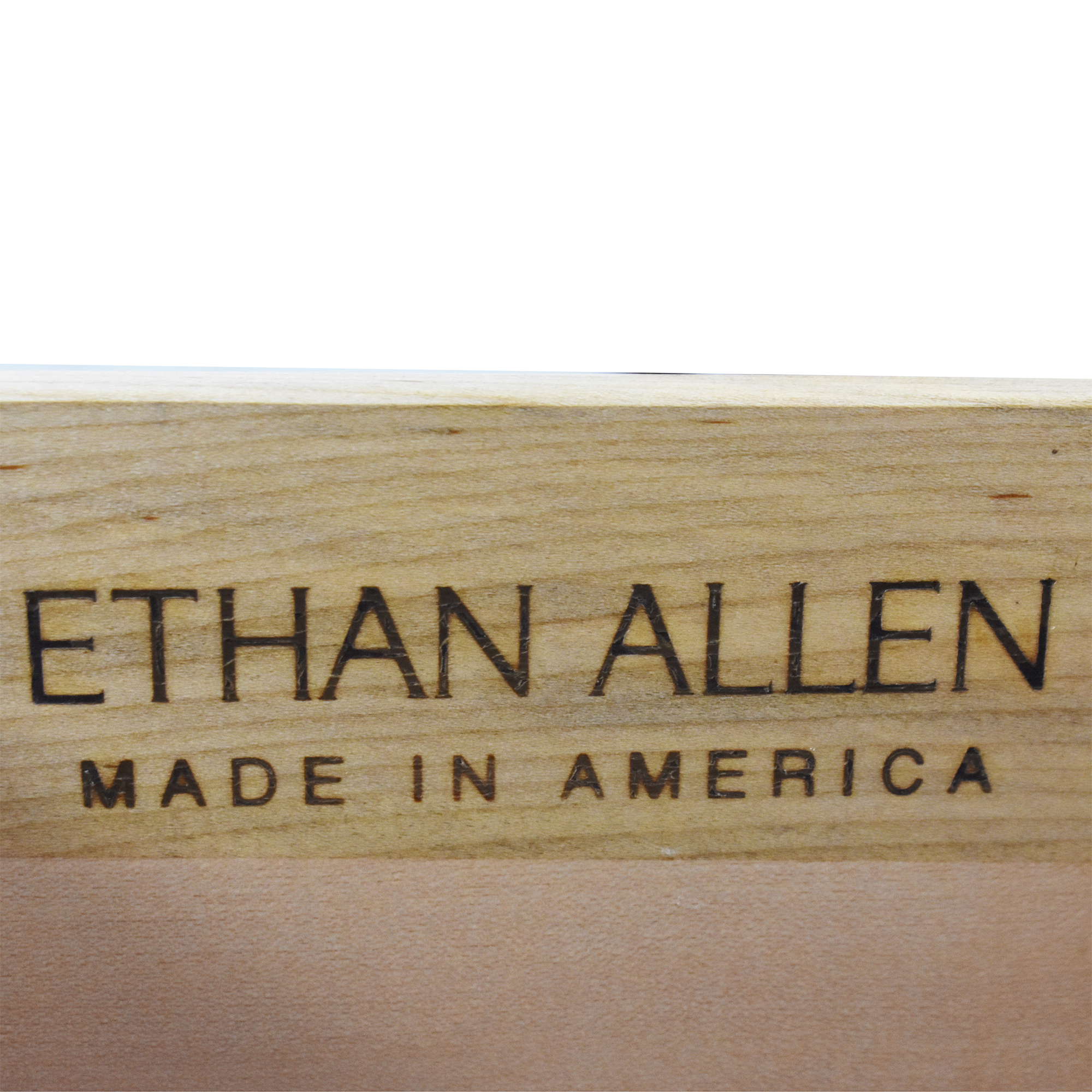 Ethan Allen British Classics Media Console / Storage