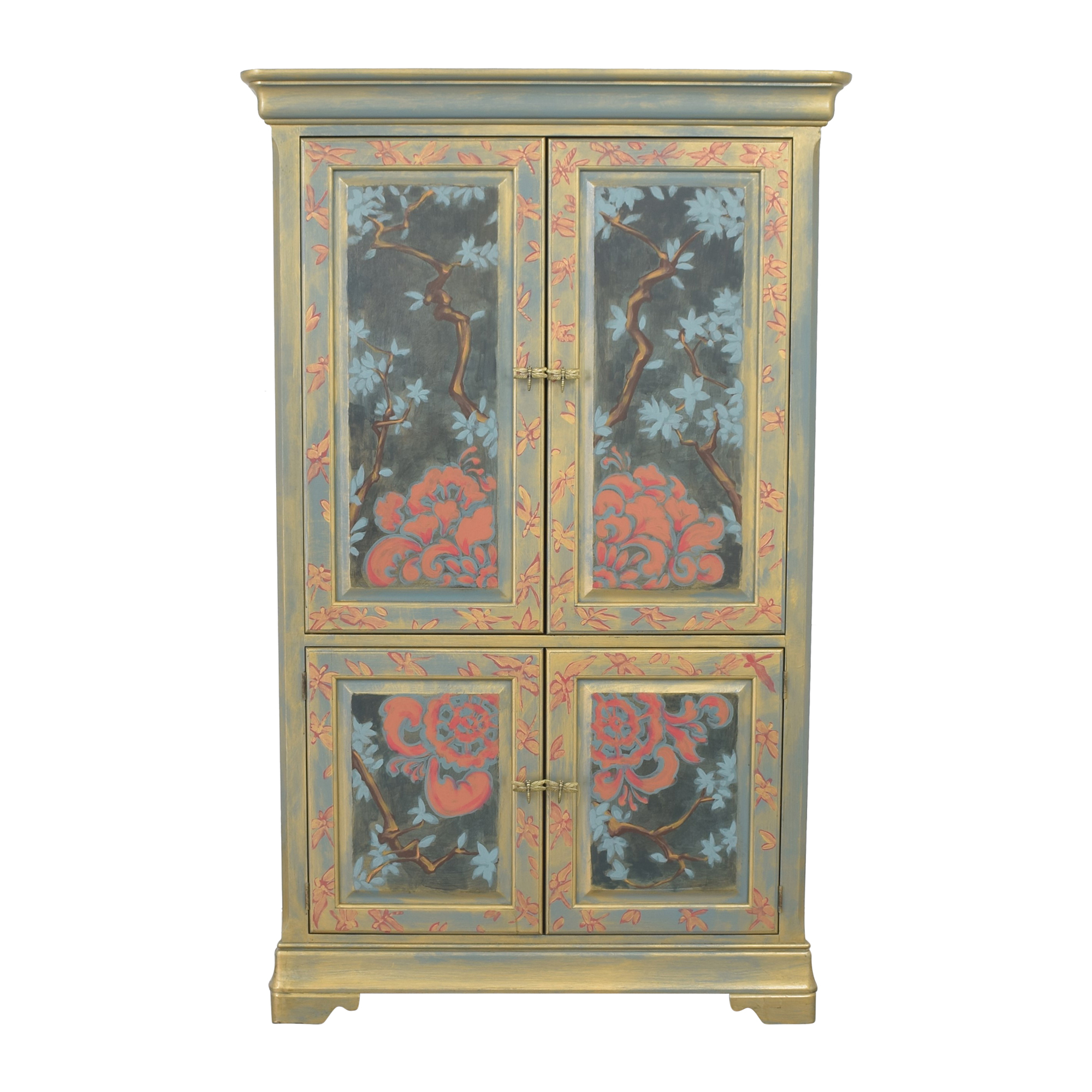 Painted Armoire price