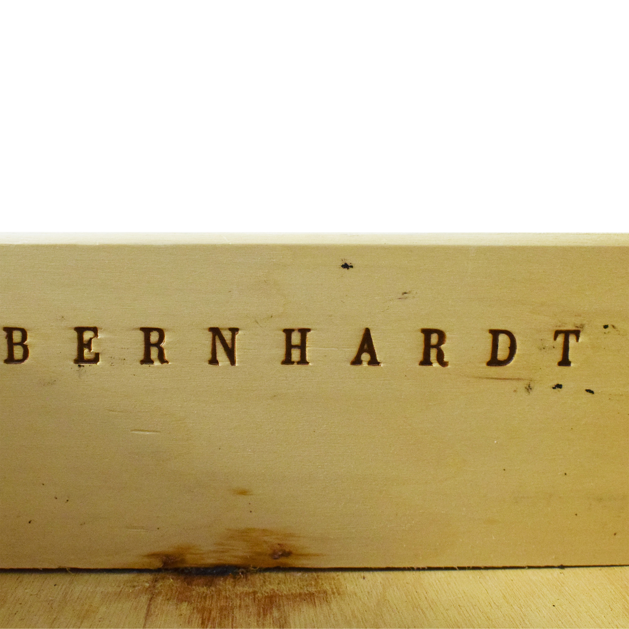 Bernhardt Bernhardt Night Stand with Cabinet ma