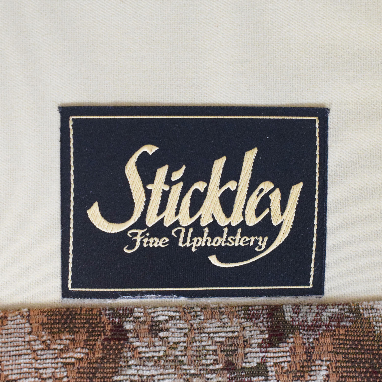 Stickley Furniture Stickley Skirted Sofa pa