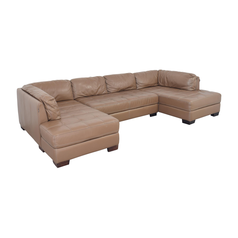 Chateau d'Ax Becker Sectional Sofa sale