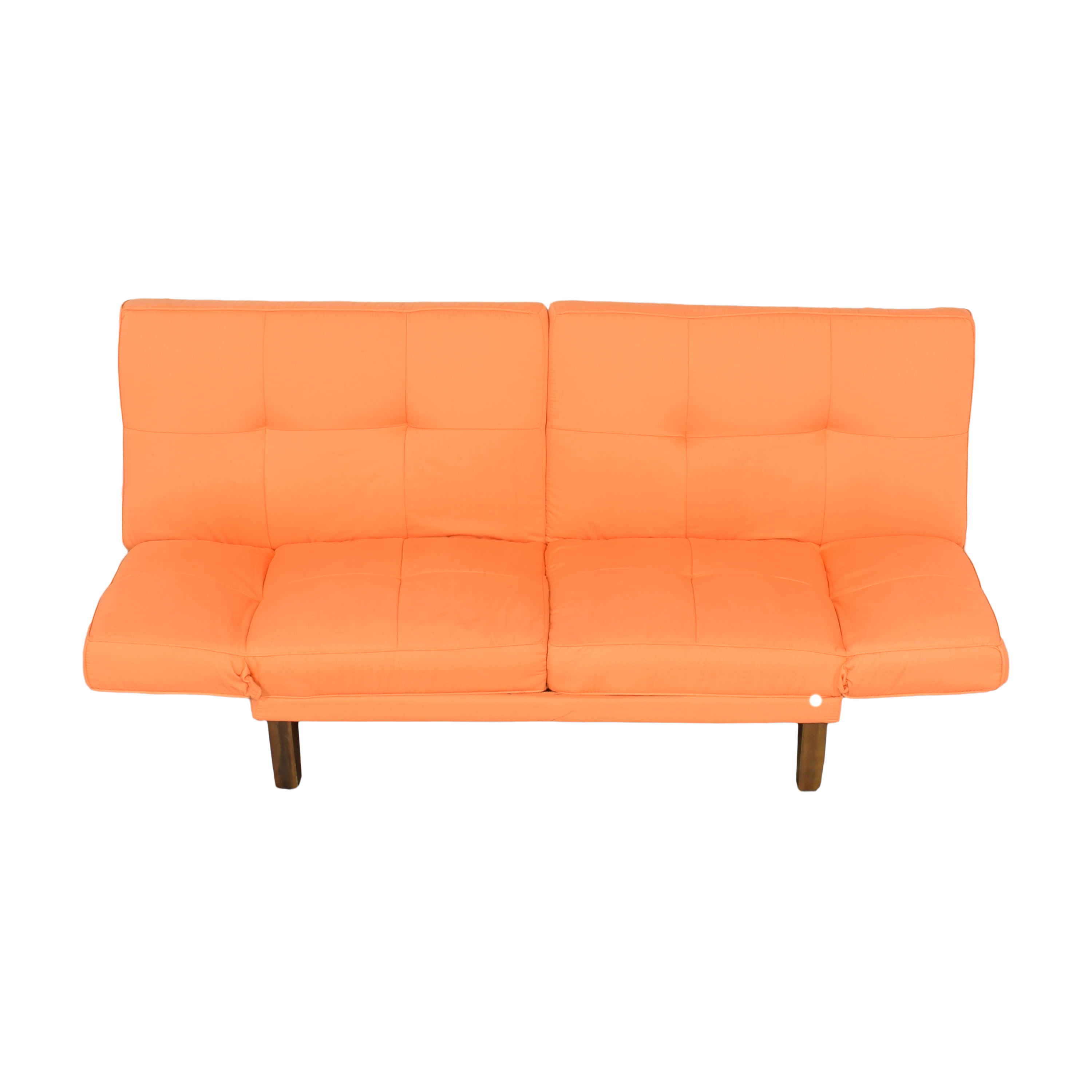 Multi Position Futon with Adjustable Arms