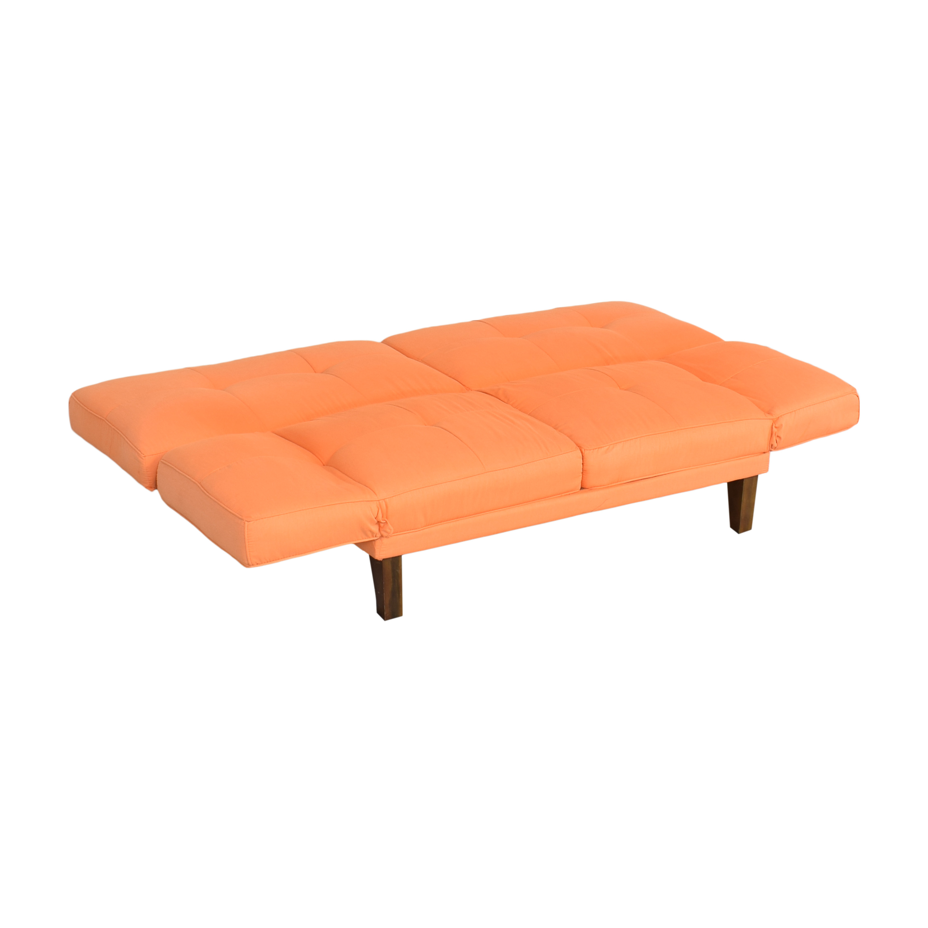 Multi Position Futon with Adjustable Arms on sale