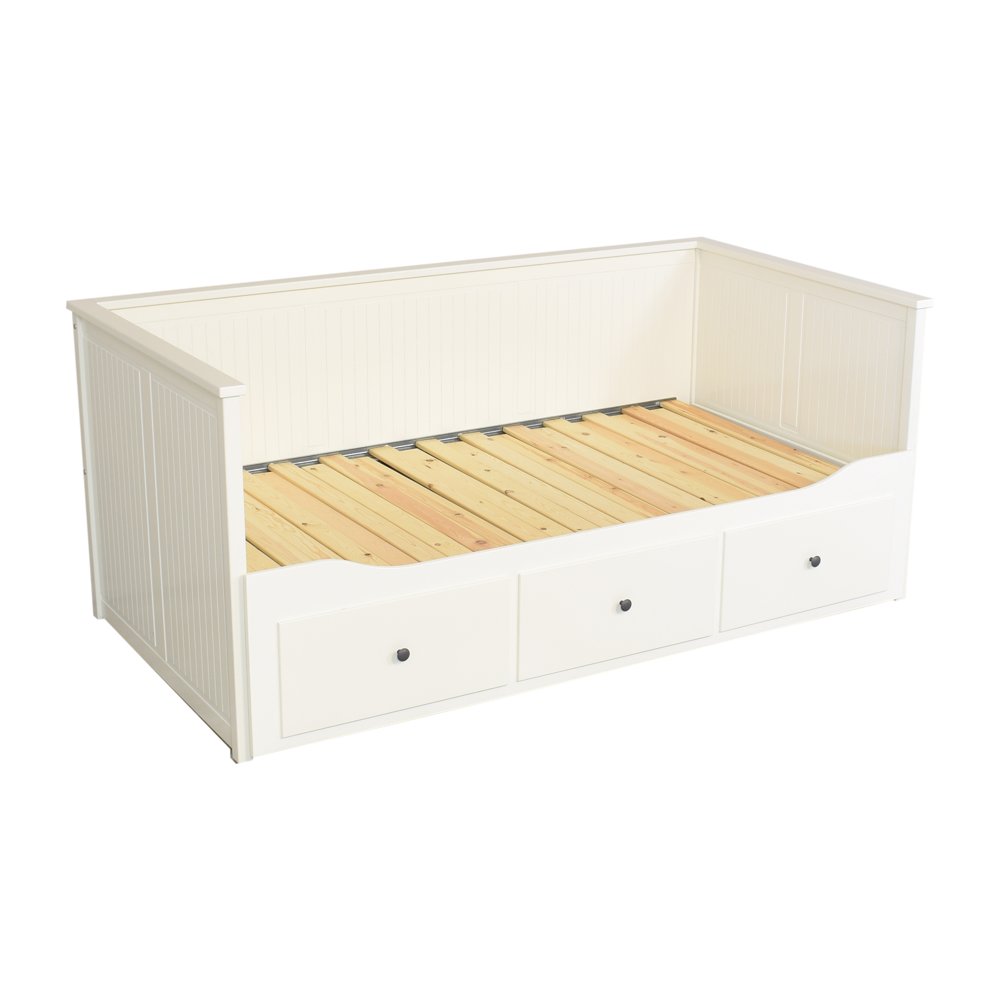 IKEA HEMNES Storage Daybed with Trundle / Bed Frames