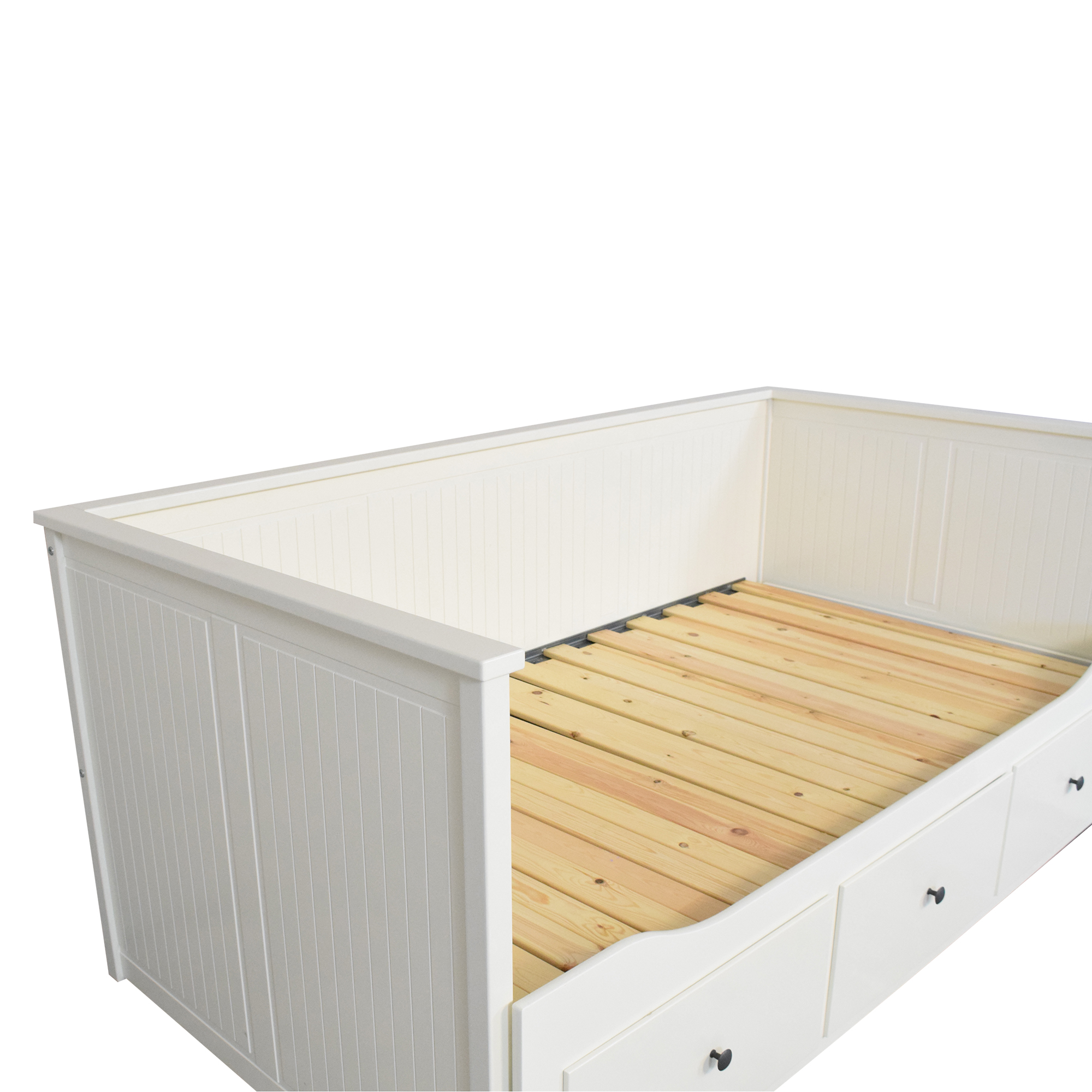 IKEA IKEA HEMNES Storage Daybed with Trundle ct