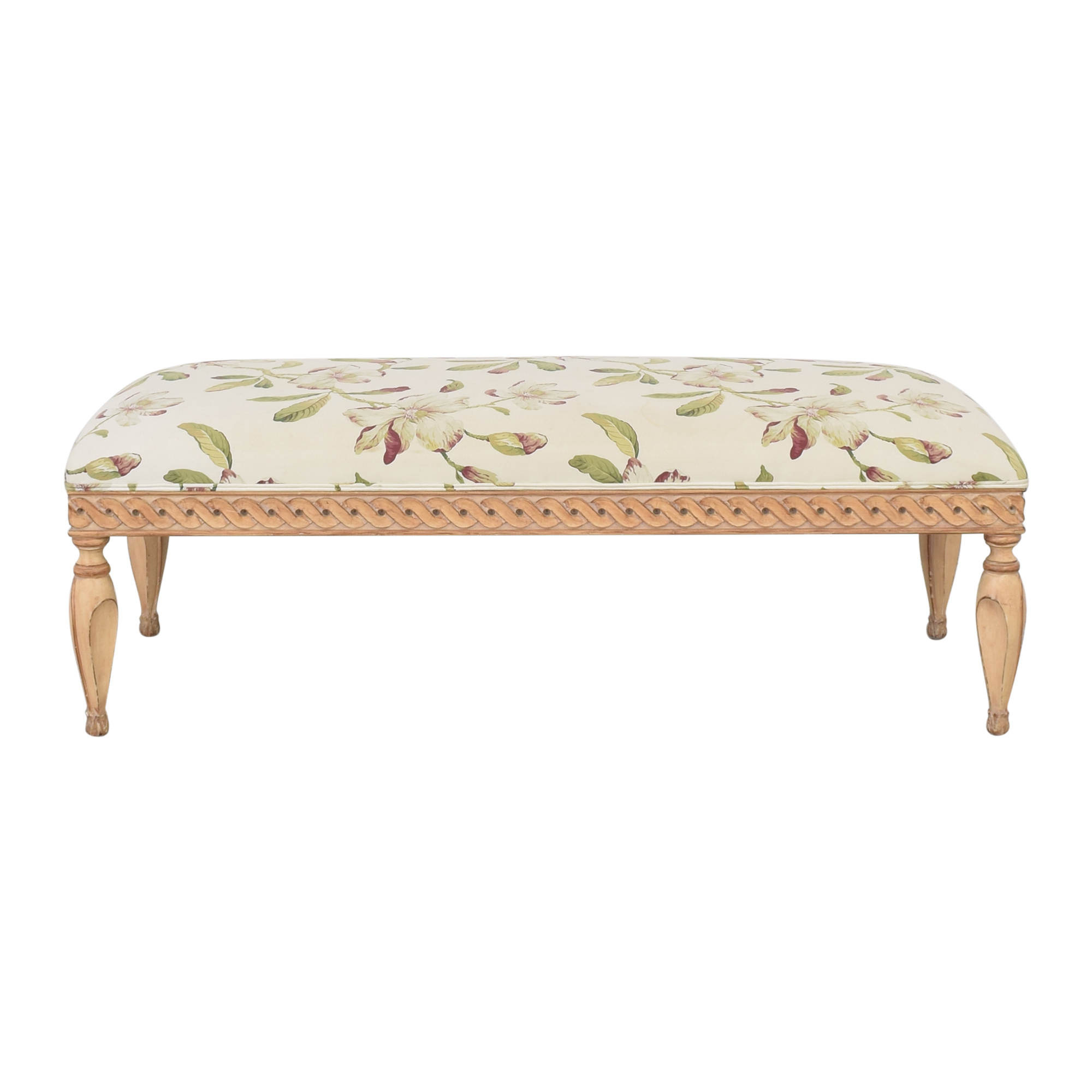Kreiss Kreiss Upholstered Bench used