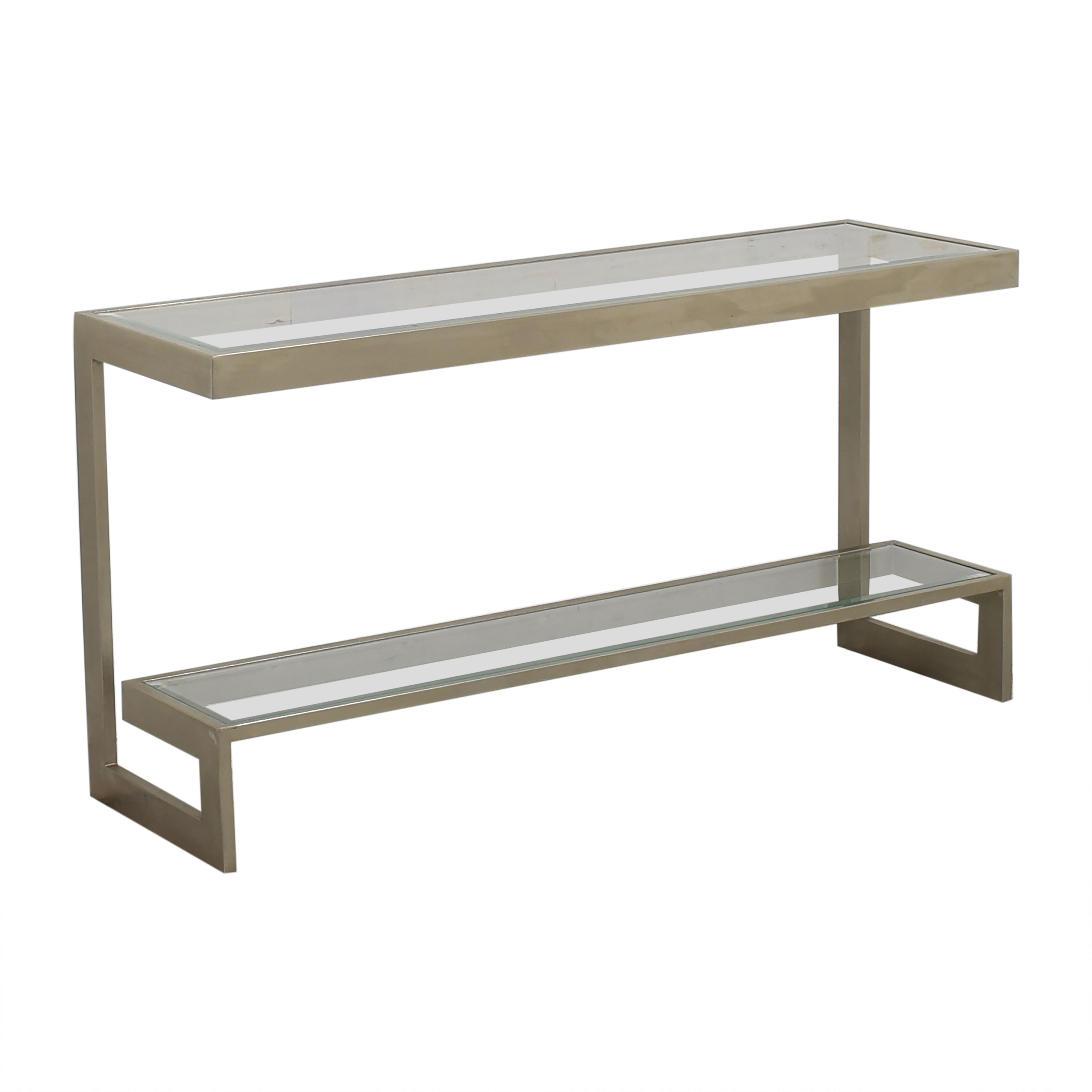 Bloomingdale's Bloomingdale's Contemporary Console Table dimensions