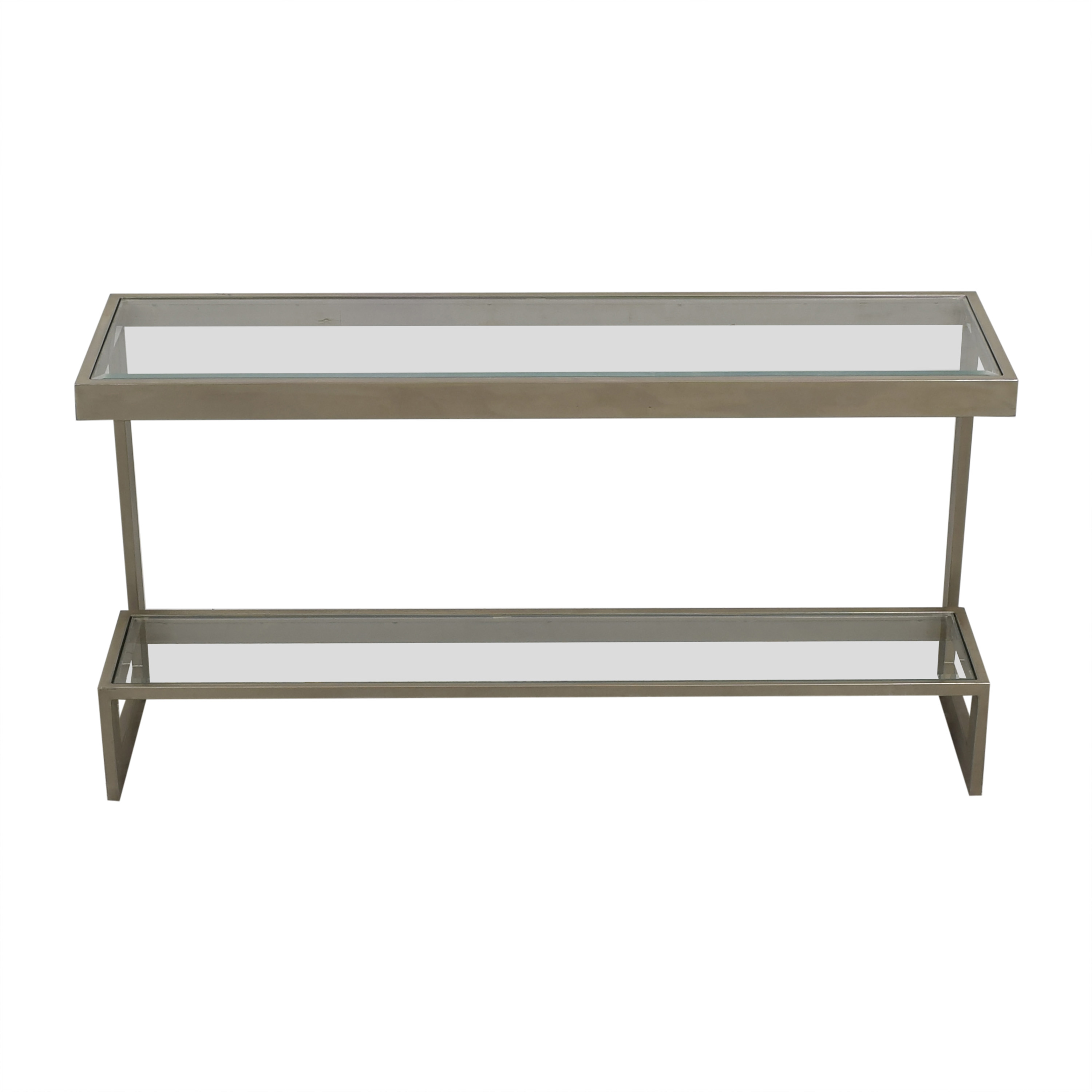 Bloomingdale's Contemporary Console Table / Tables