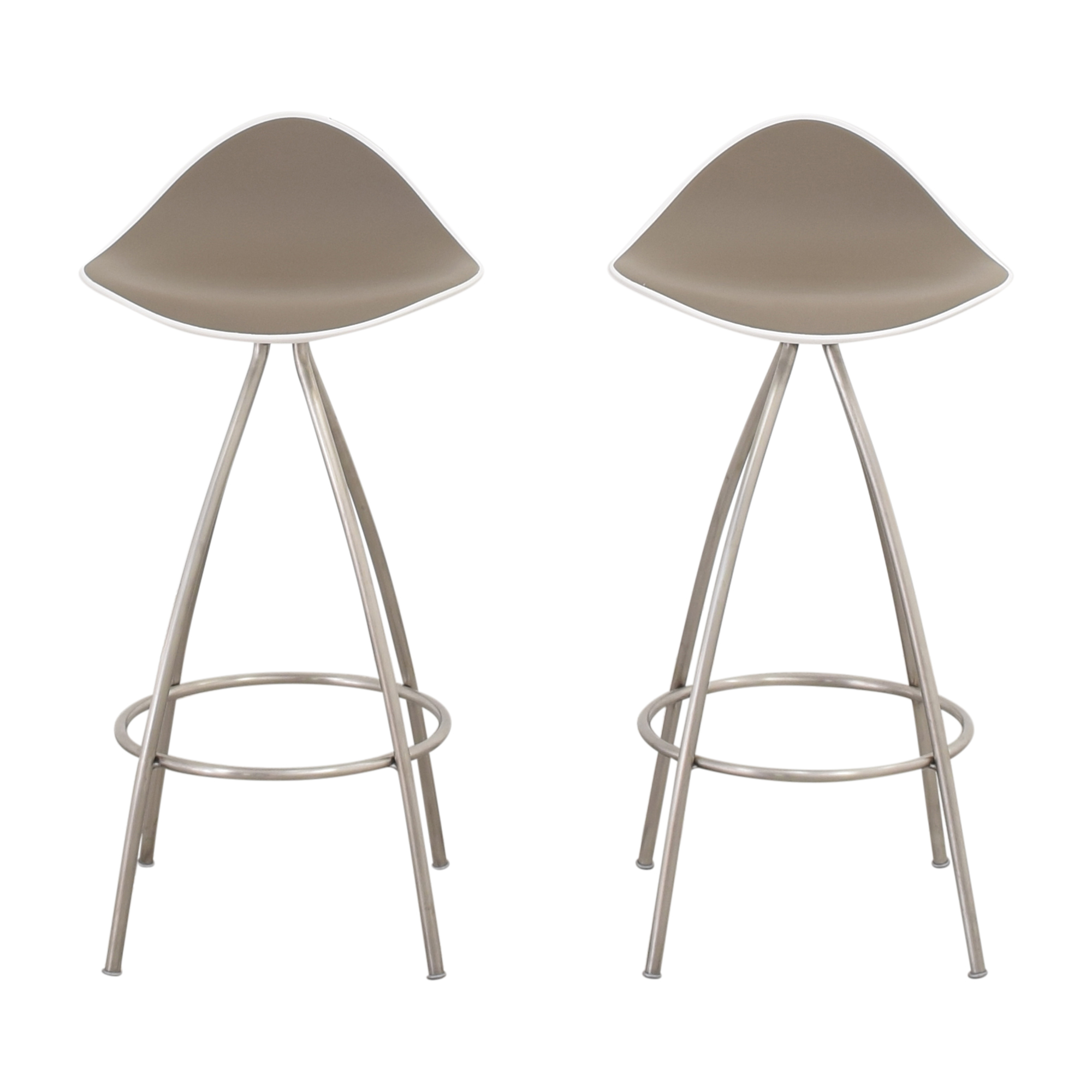 Design Within Reach Design Within Reach Onda Counter Stools dimensions