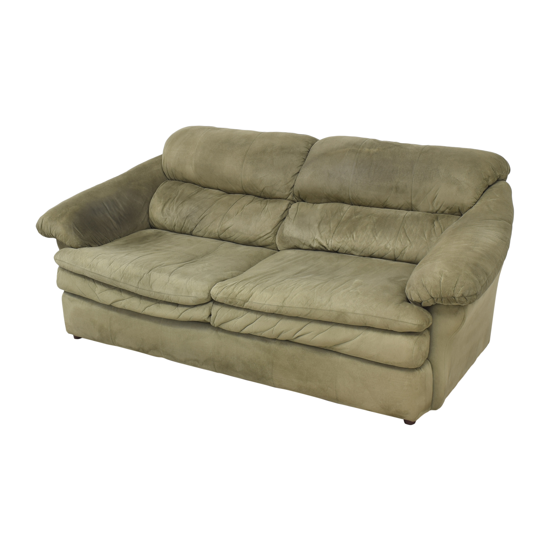 shop Benchcraft Two Cushion Sofa Benchcraft Sofas