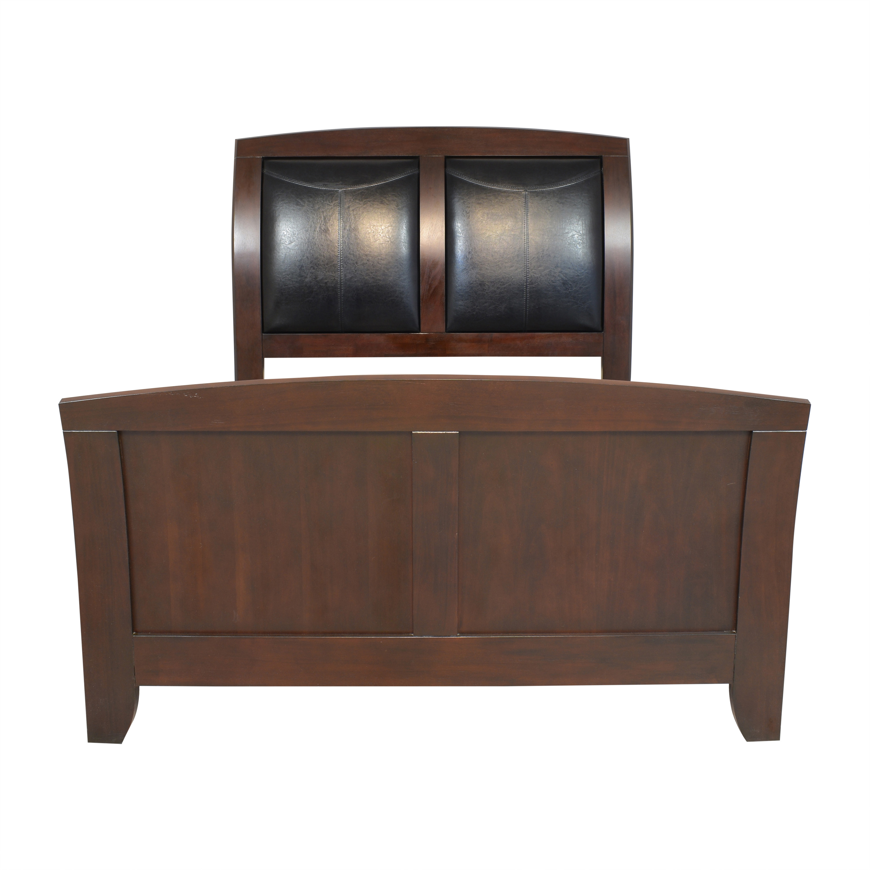 buy Casana Queen Sleigh Bed Casana Furniture Beds