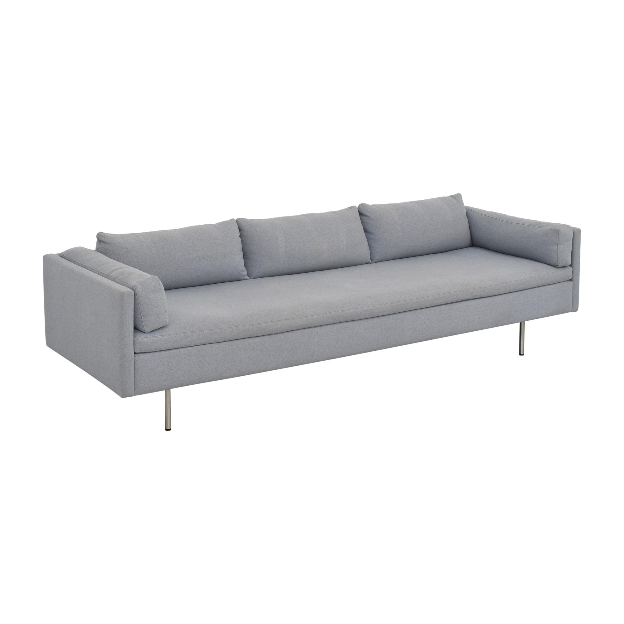 Herman Miller Herman Miller Bolster Sofa used