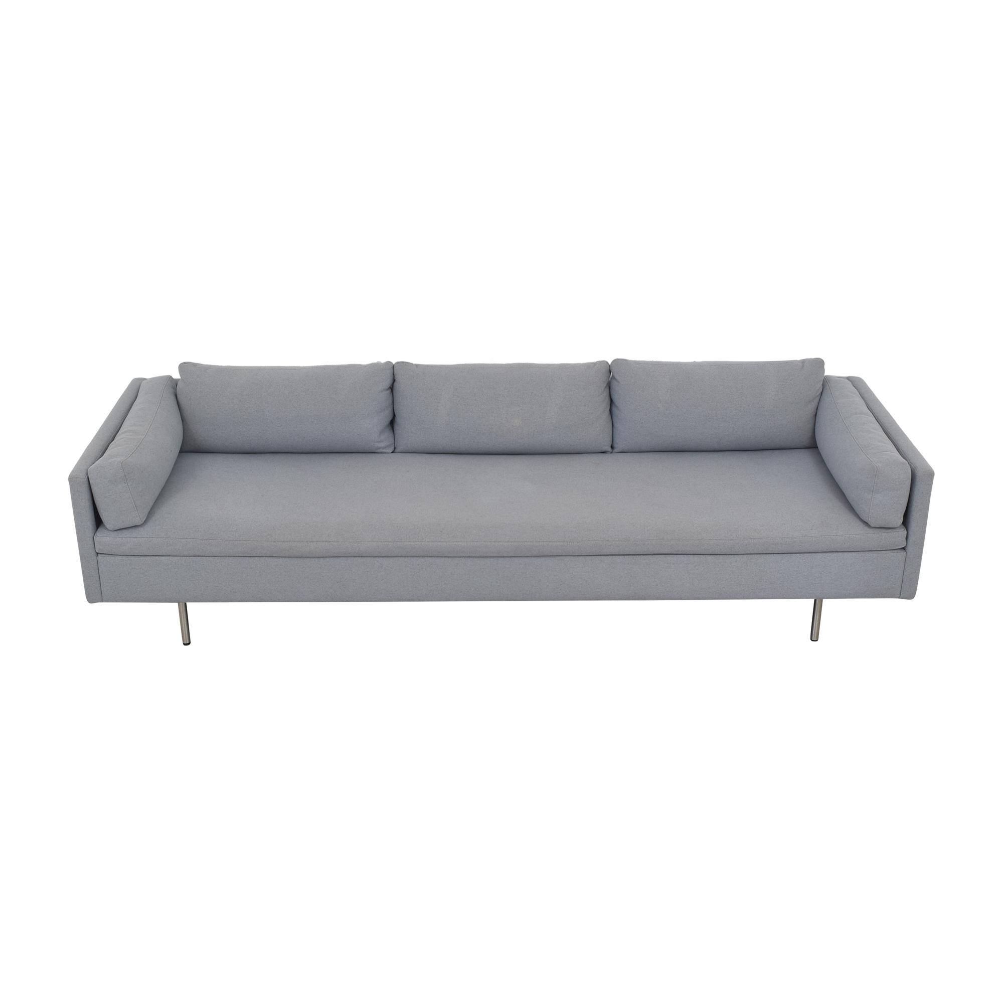 Herman Miller Herman Miller Bolster Sofa blue
