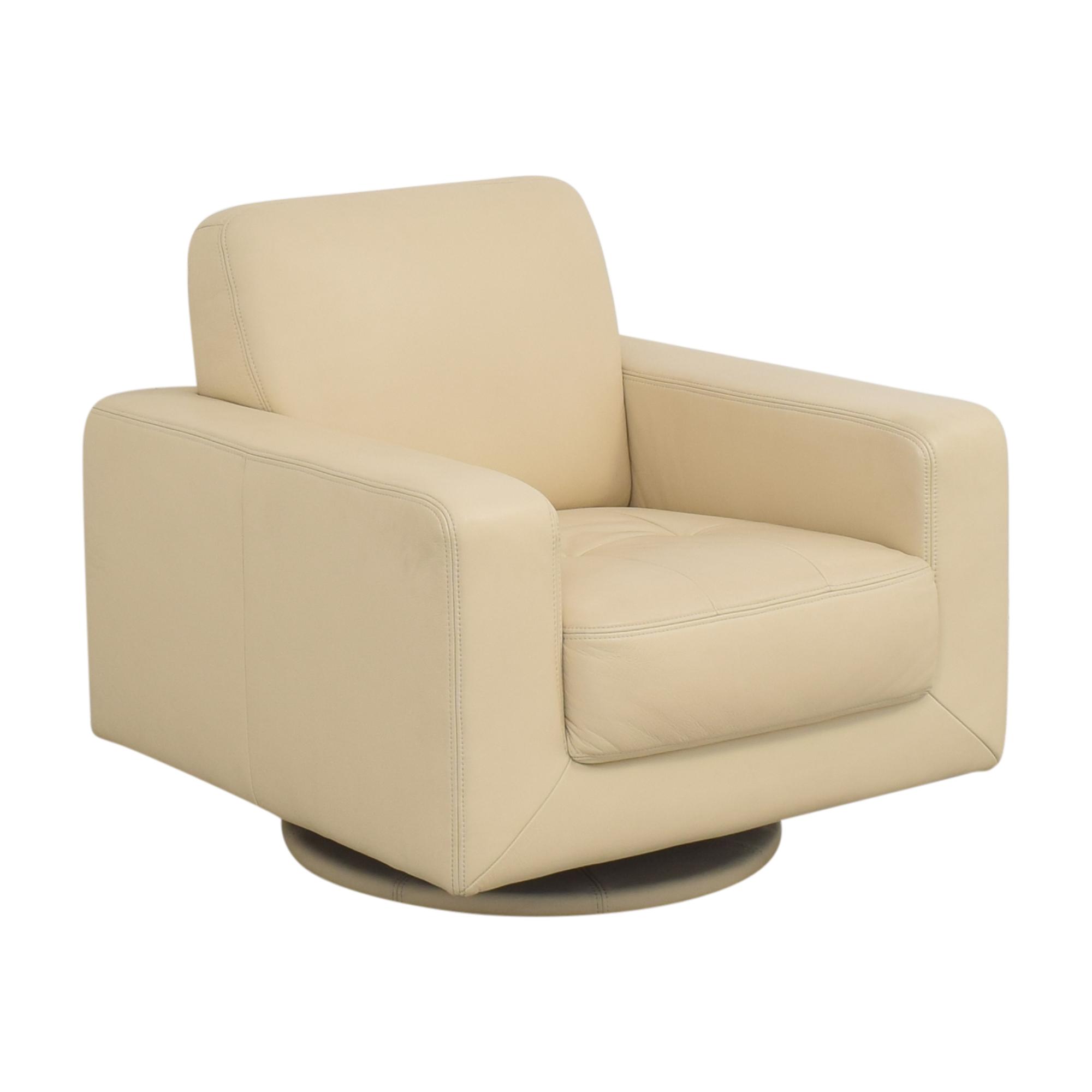 Maurice Villency Maurice Villency Bond Swivel Chair coupon