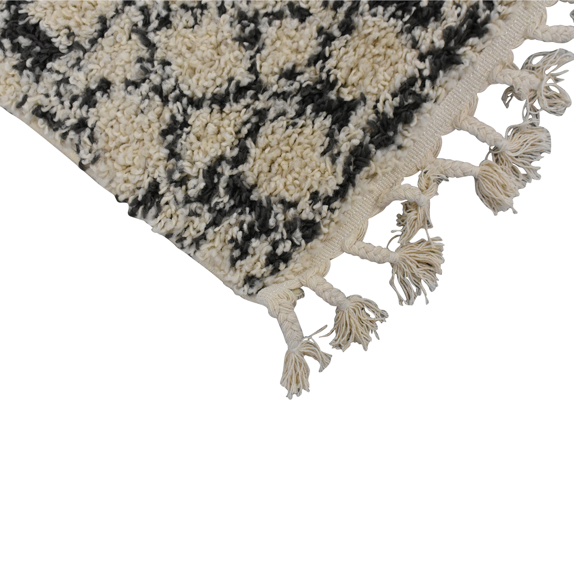 nuLOOM nuLOOM Diana Vasiliki Moroccan Tribal Tassel Rug price