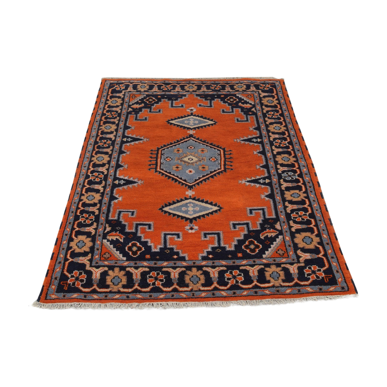 buy  Afghan Kazak Style Area Rug online