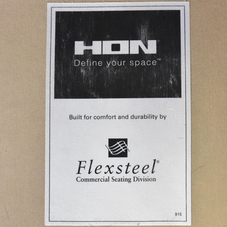 Flexsteel Flexsteel Hon Loveseat for sale