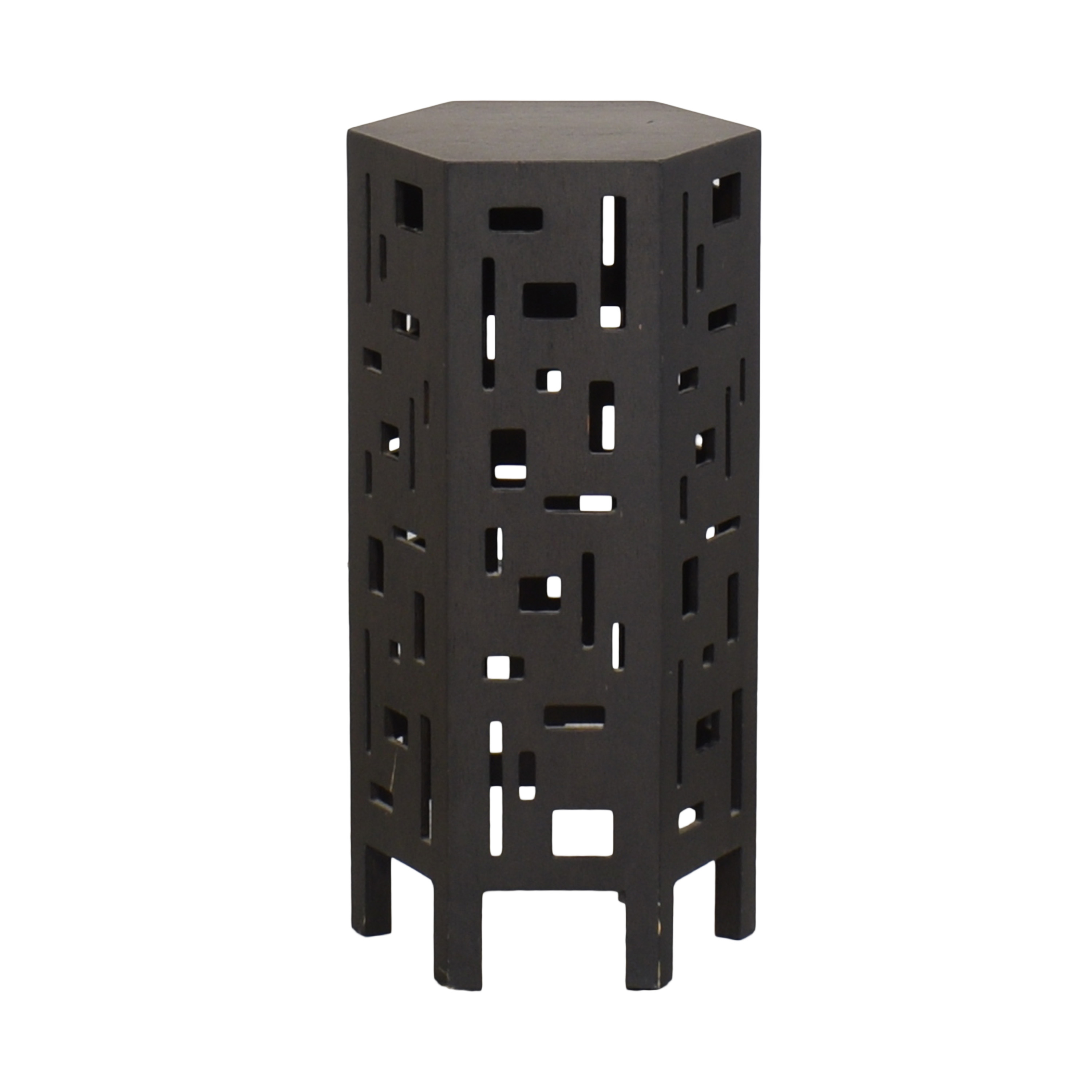 West Elm Side Table / Tables