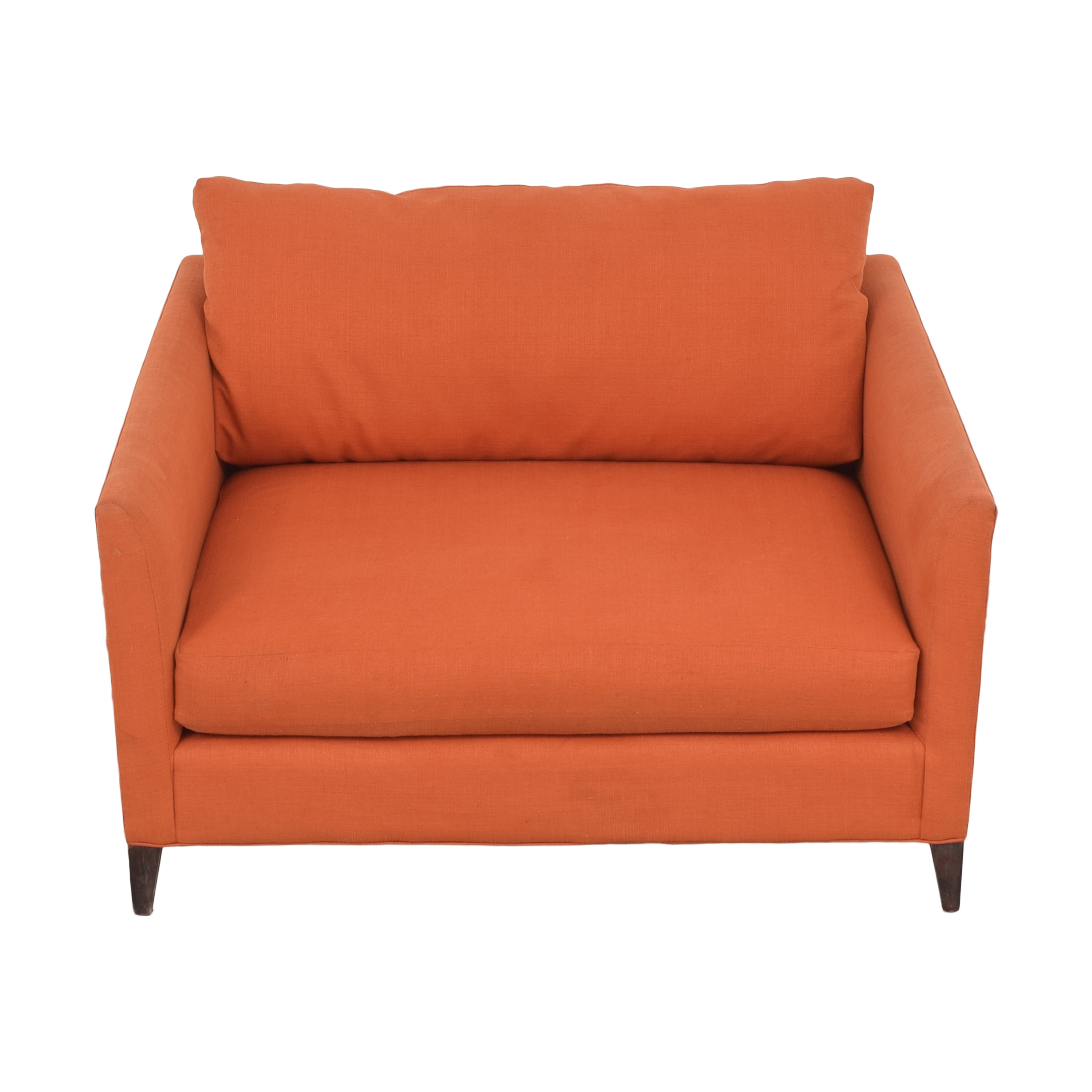 buy Crate & Barrel Chair and a Half Crate & Barrel Accent Chairs